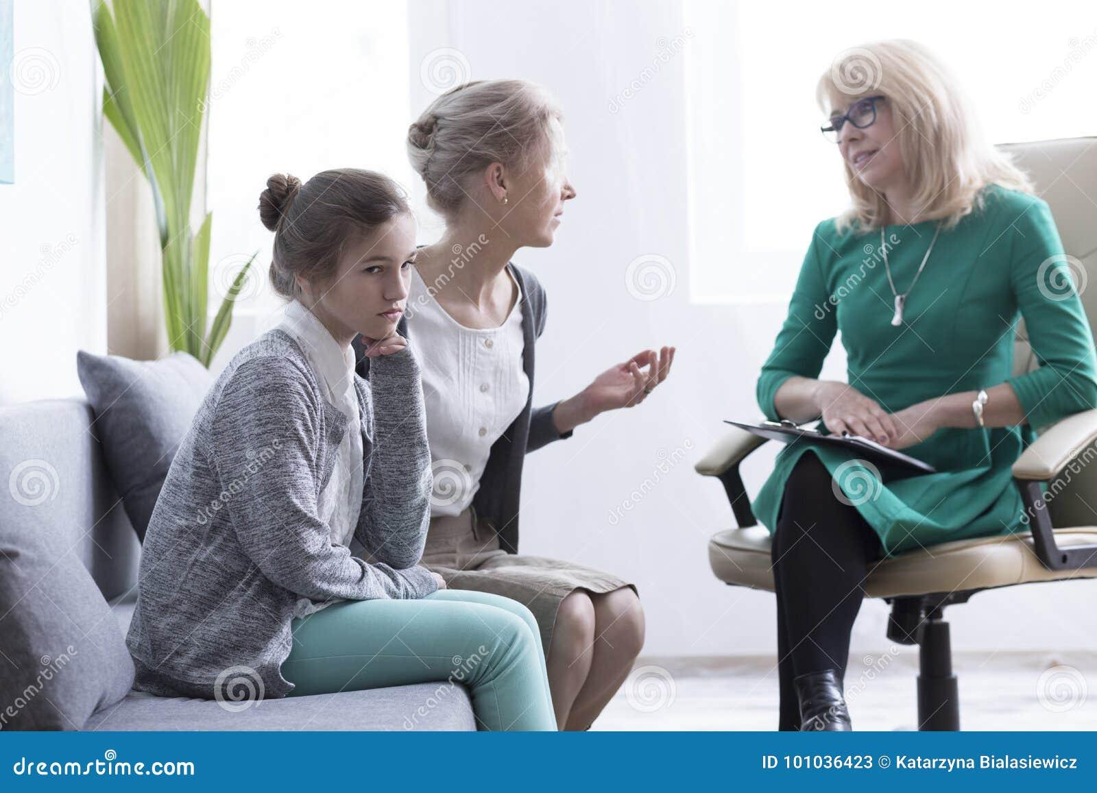 Barn- och tonåringmentala hälsor