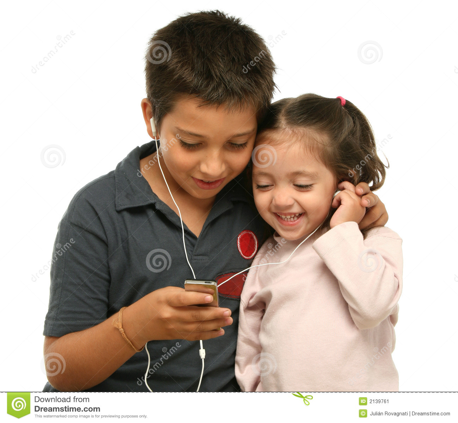 Barn som tycker om spelare mp4