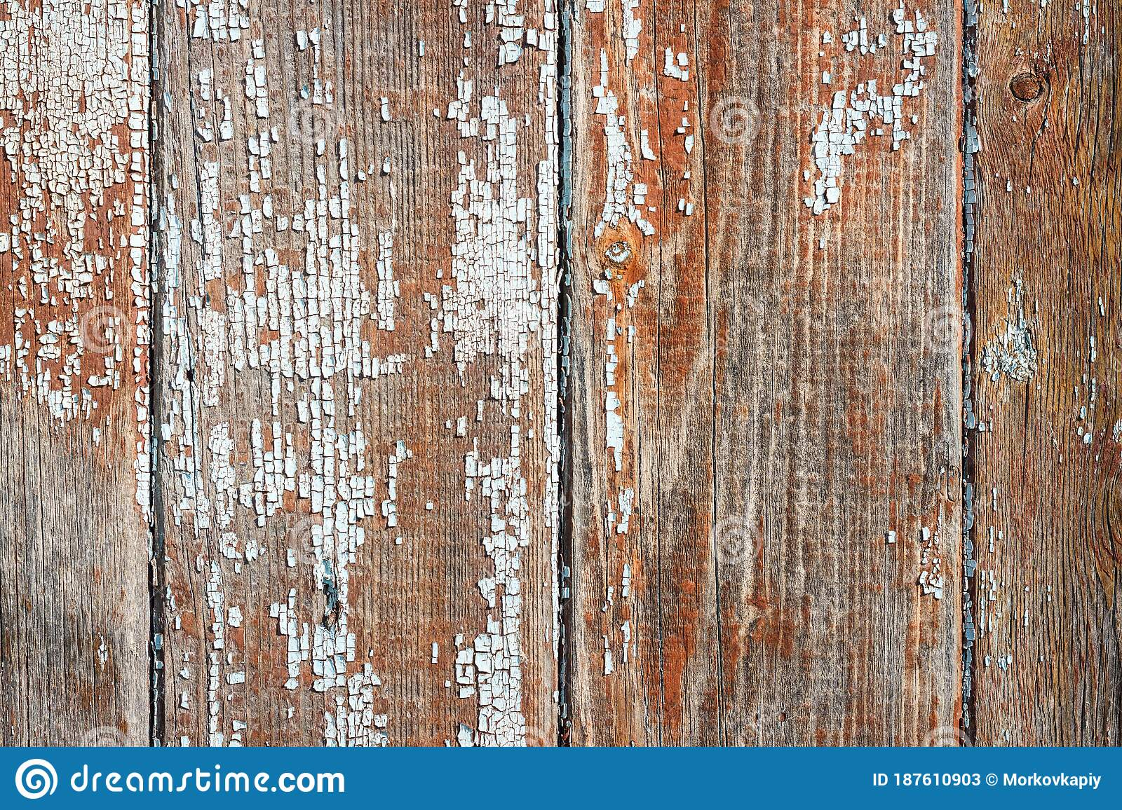 Barn Wooden Wall Paneling Wide Texture Old Solid Wood Slats Rustic Shabby Horizontal Background Stock Image Image Of Panel Blue 187610903