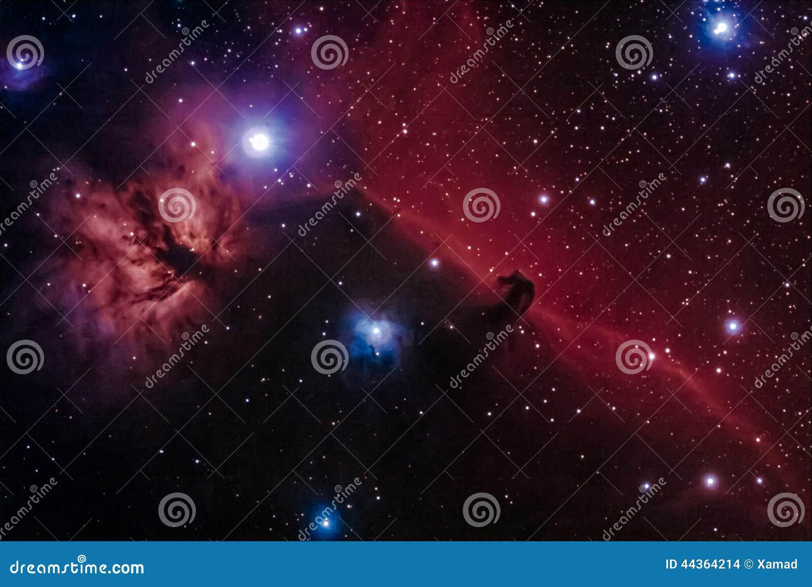Barnard 33 - le nebulose di Horsehead