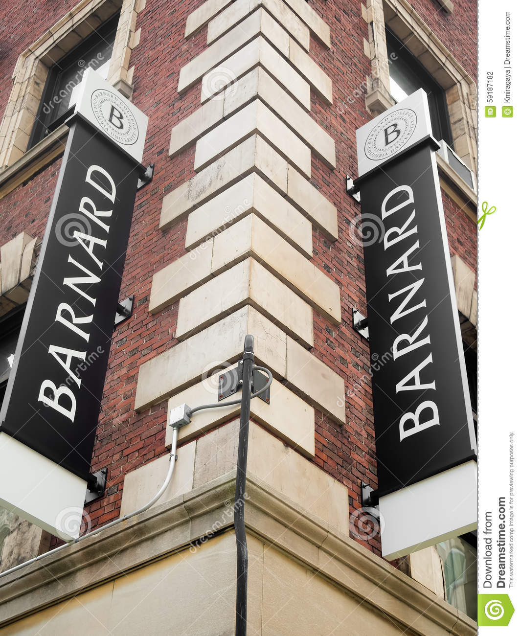 Art Colleges In New York >> The Barnard Liberal Arts College In New York City Editorial