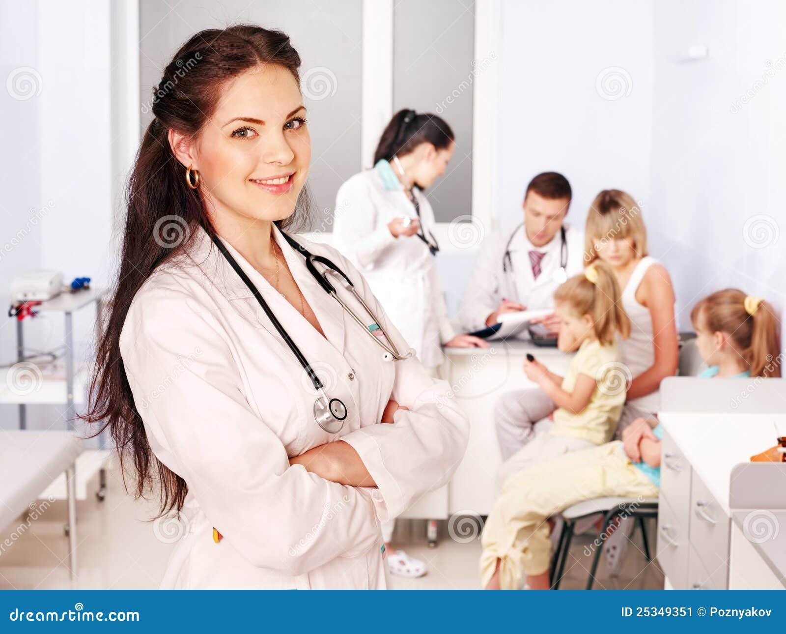 Barndoktorssjukhus