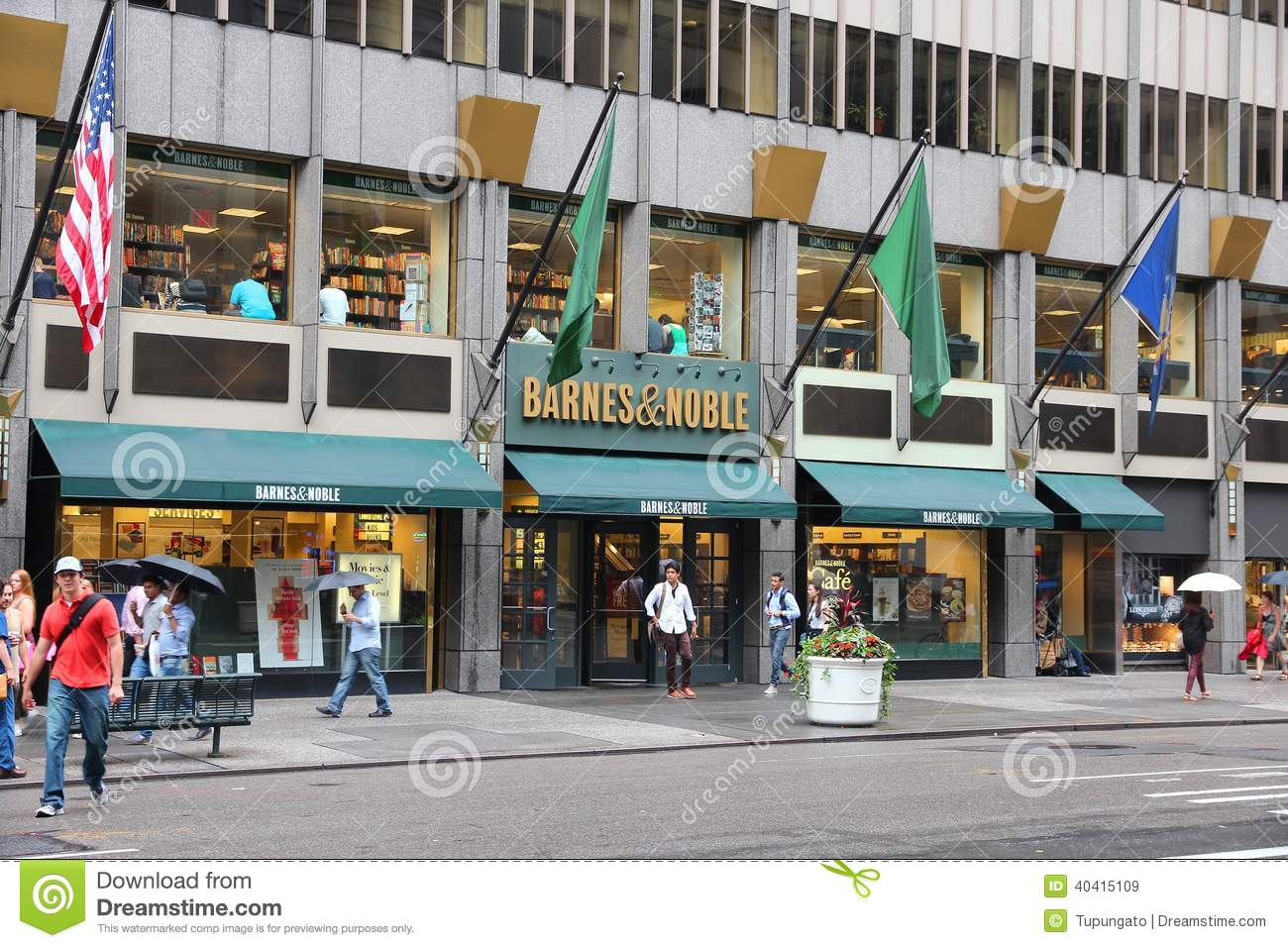 barnes and noble editorial stock image image of commerce 86753
