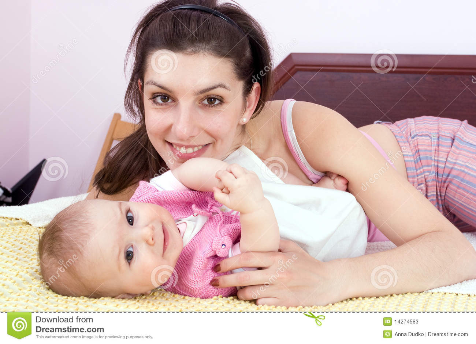 Barnmoder
