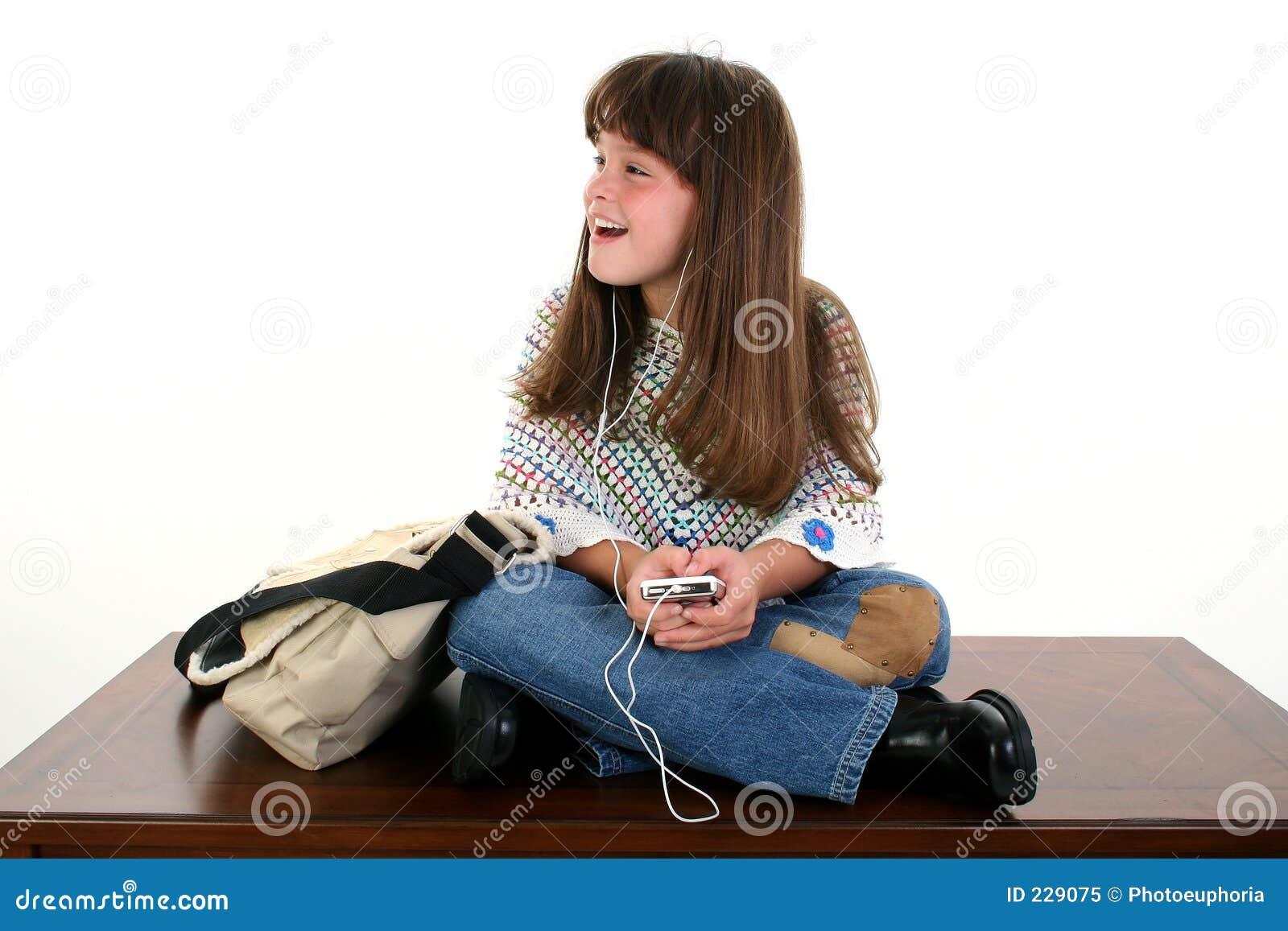 Barnmusik som sjunger till