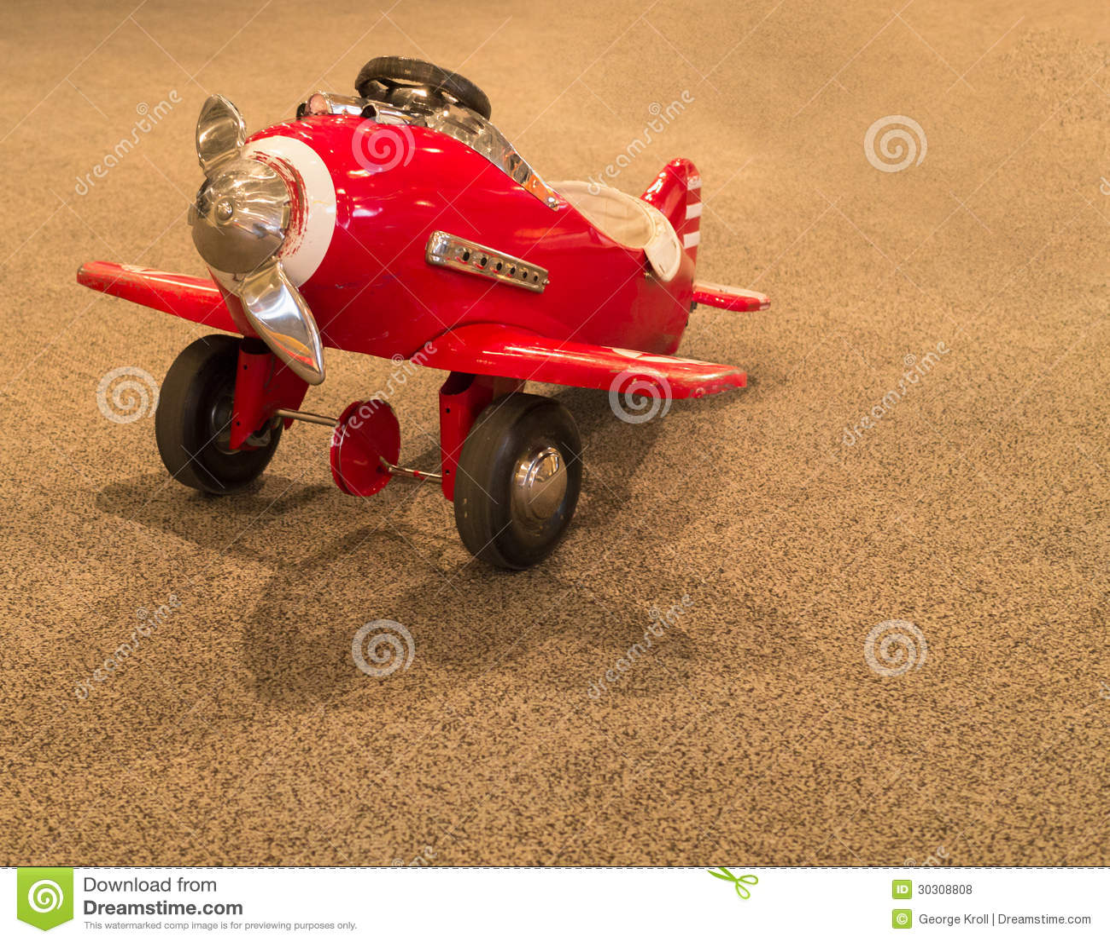 Childs pedal- flygplan