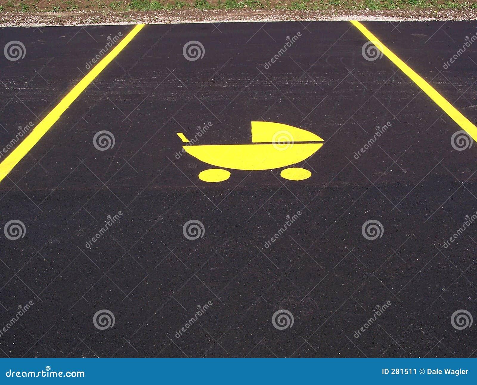 Barnvagnparkering