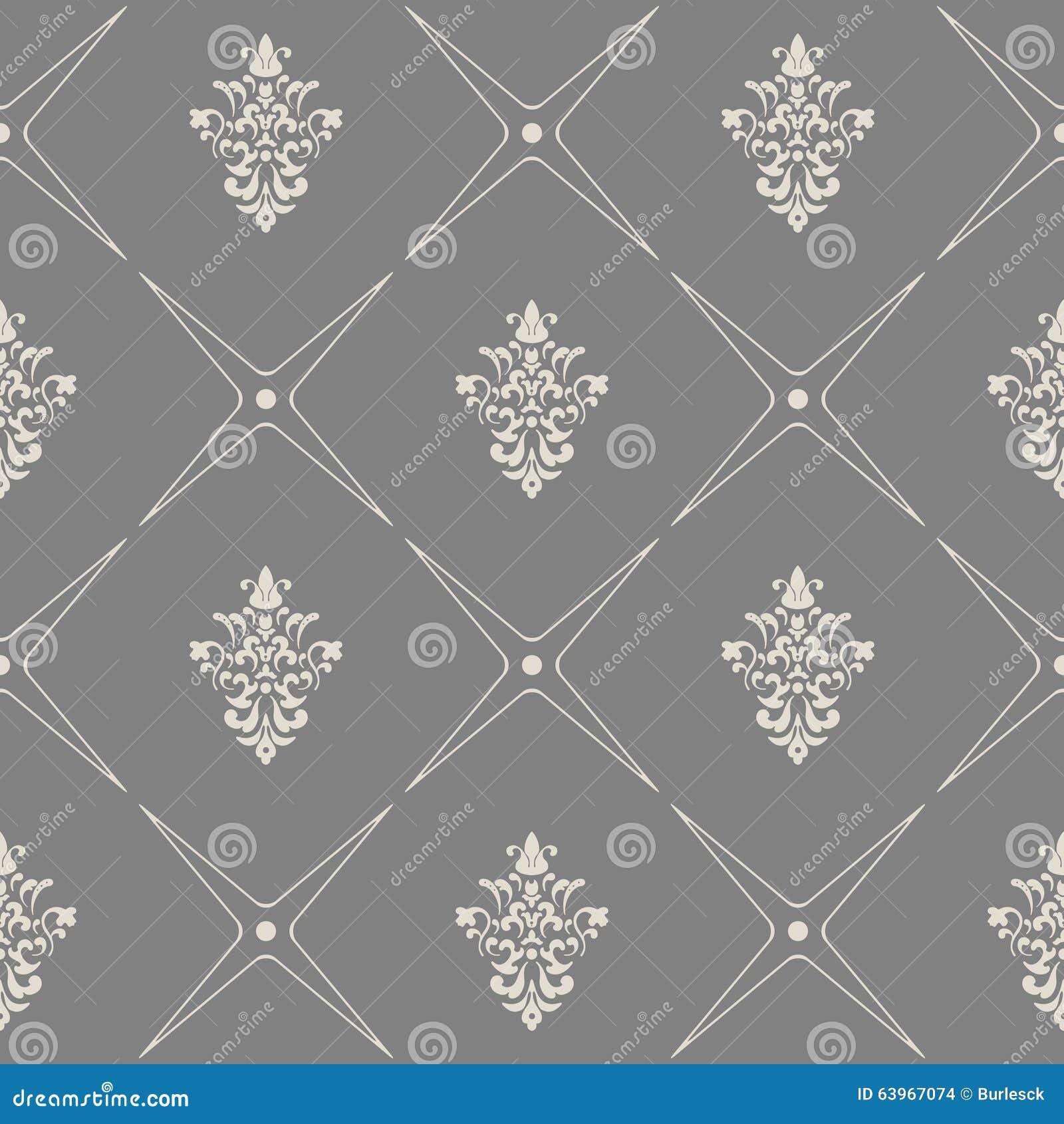 Barocke moderne tapete vektor abbildung   bild: 63967074