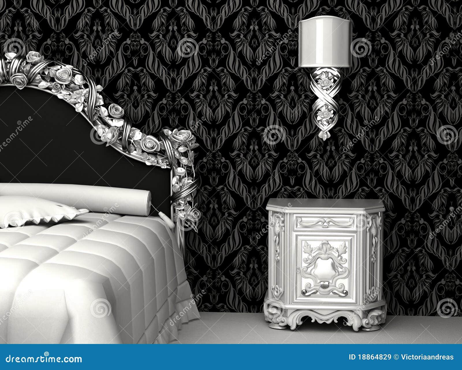 barok behang slaapkamer ~ lactate for ., Deco ideeën