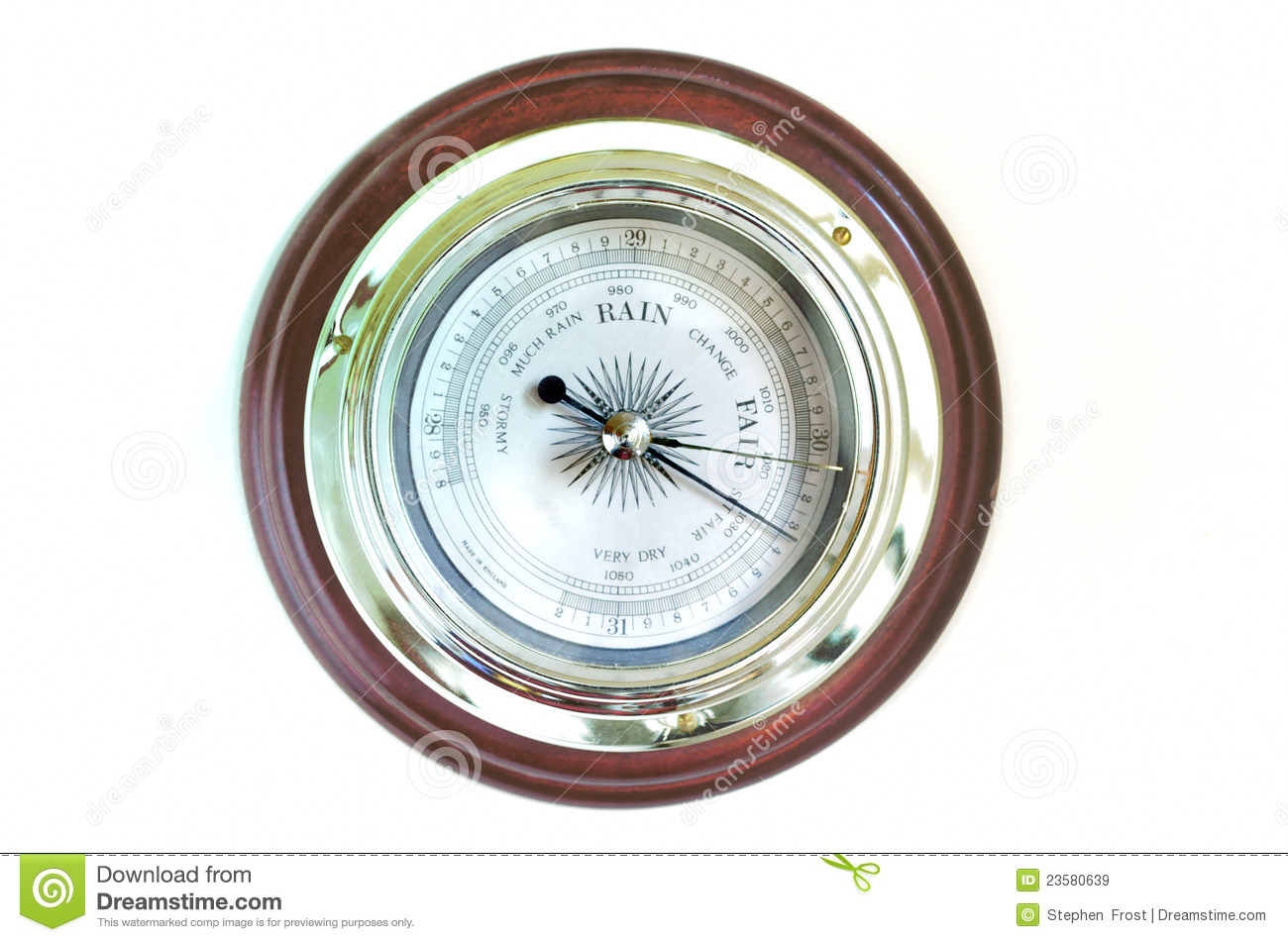 how to make a barometer for kids