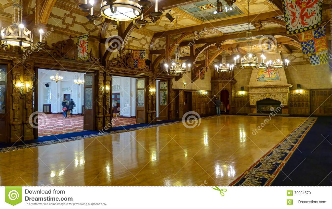 the baronial hall editorial image image of plaster gardens