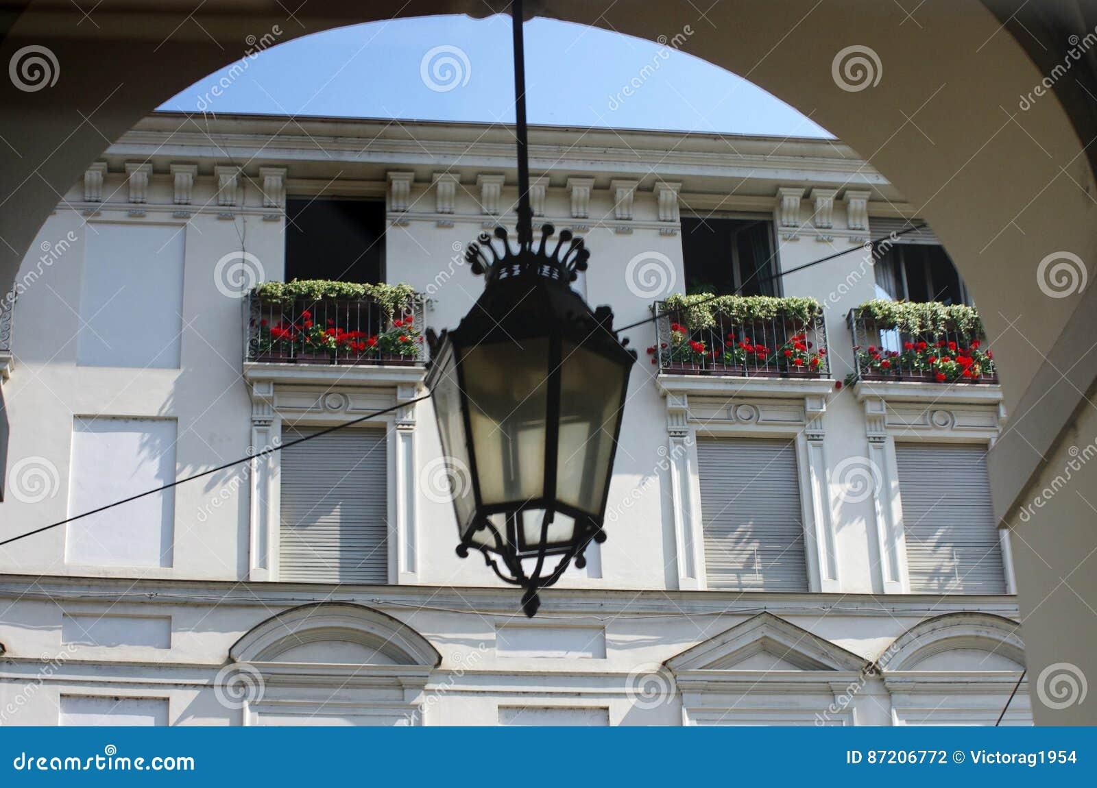 Baroque balcony stock photo 87208824 for Balcony cartoon