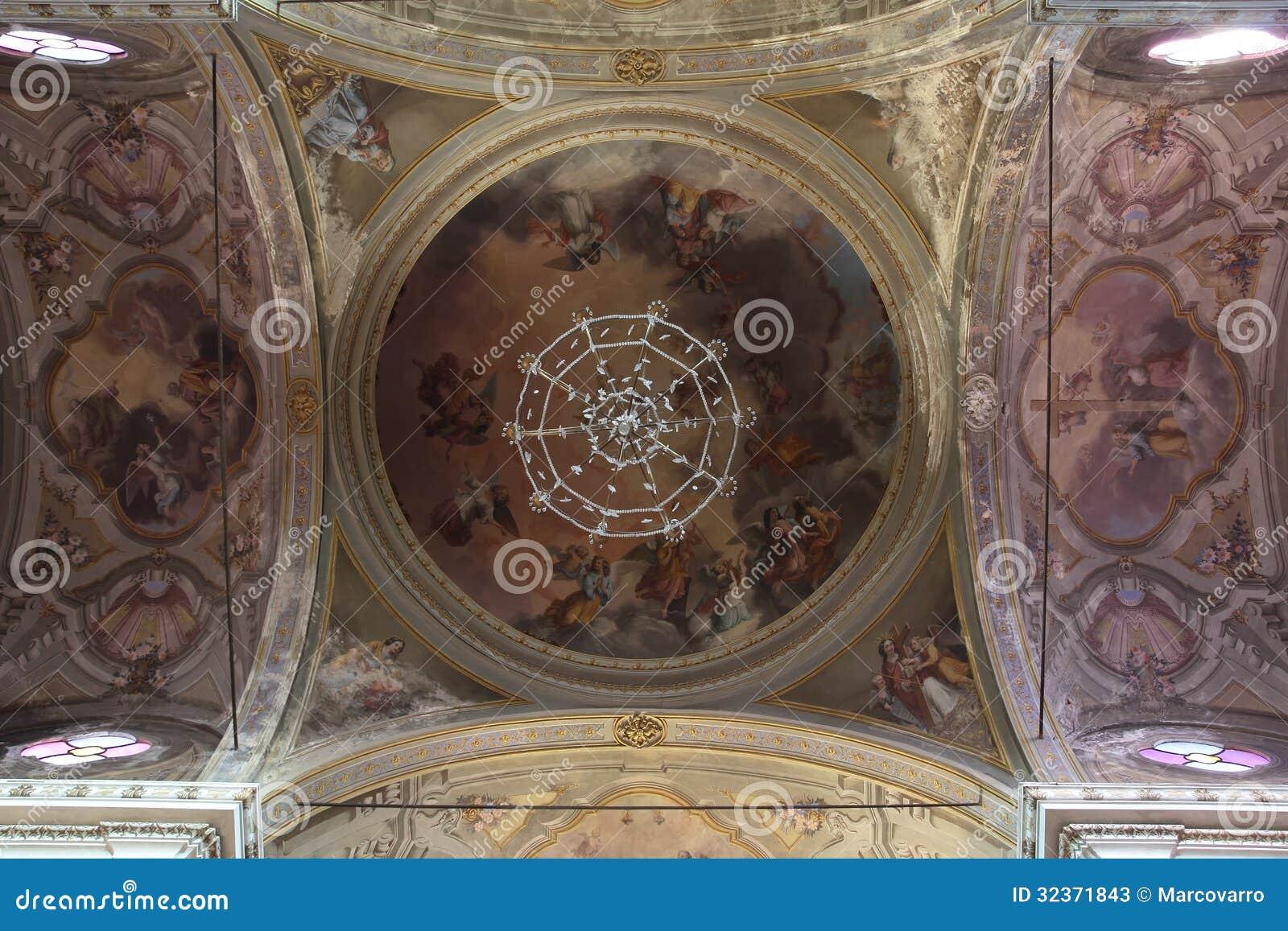 Fresco ceiling tile integralbook baroque ceiling tile gallery flooring design ideas dailygadgetfo Image collections