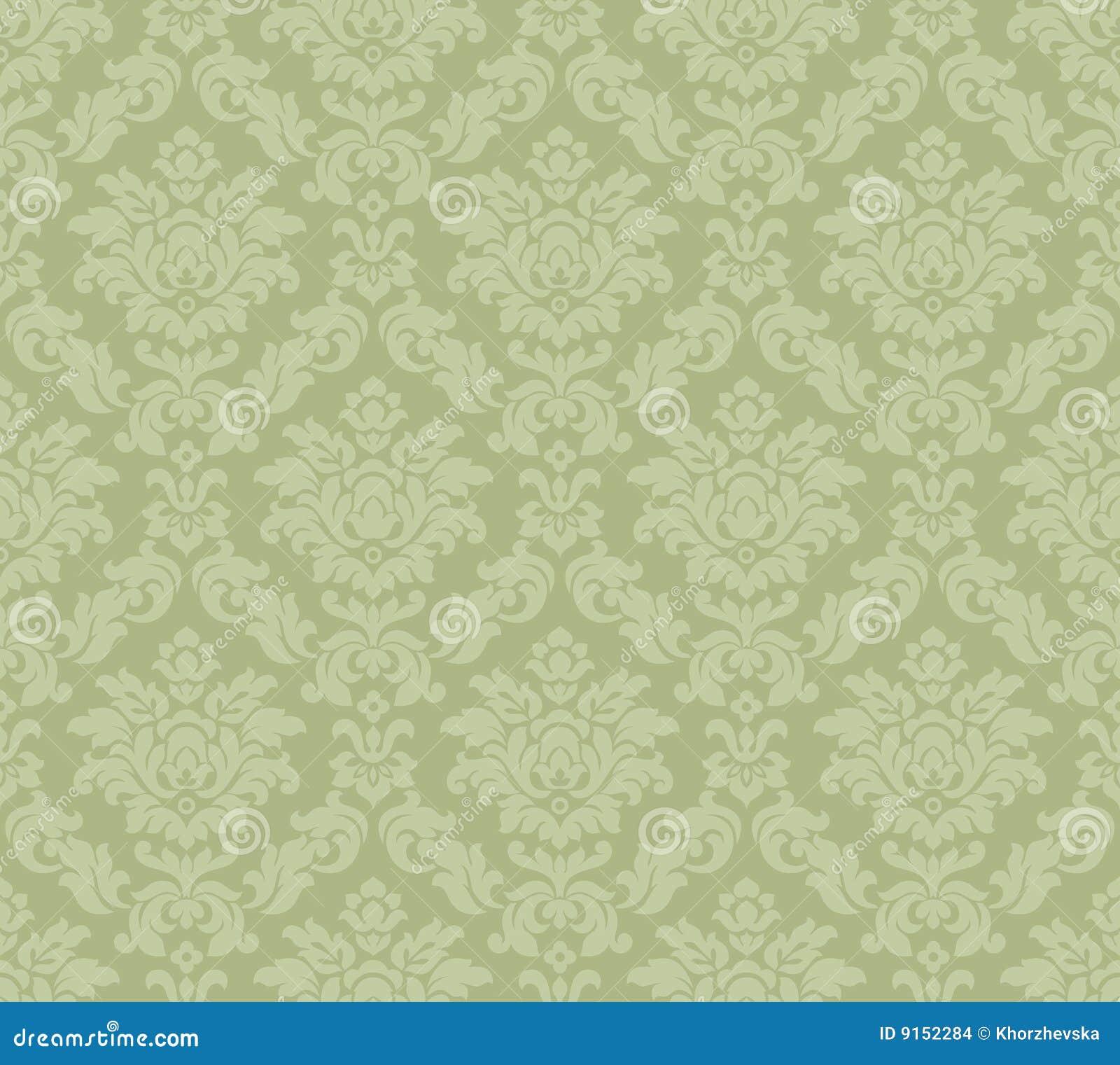 baroque venetian wallpaper stock vector illustration of. Black Bedroom Furniture Sets. Home Design Ideas