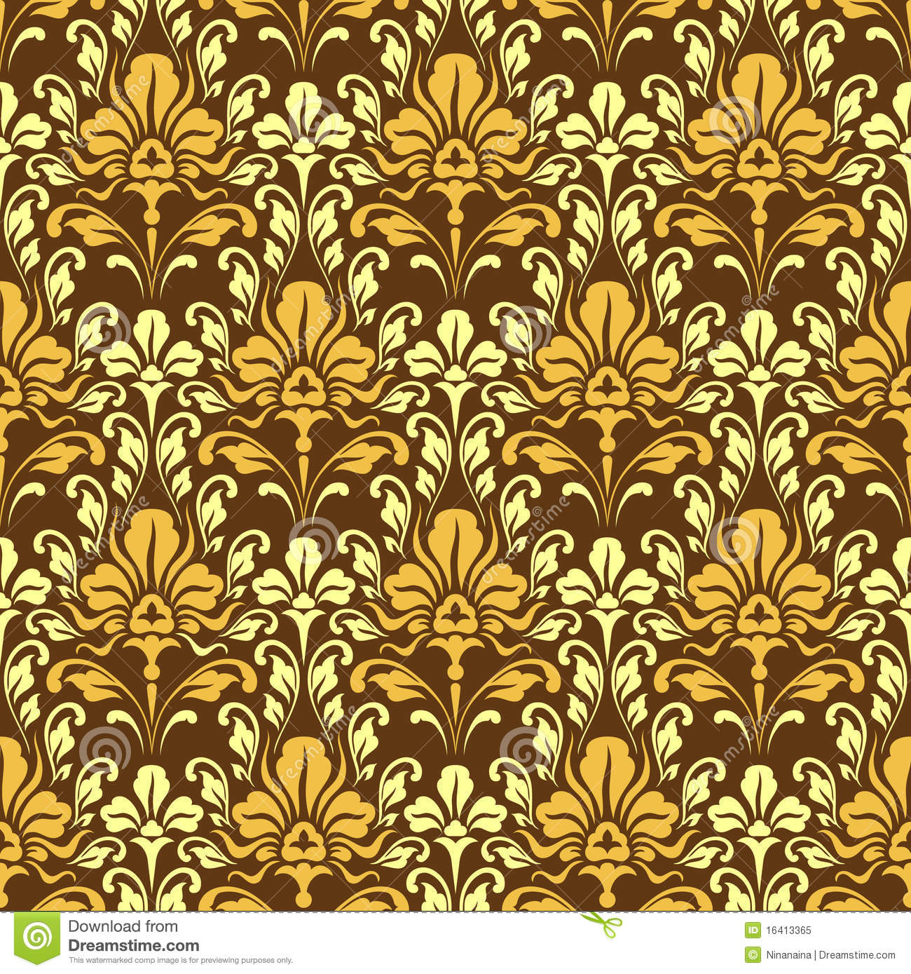 baroque wallpaper royalty free stock photo image 16413365