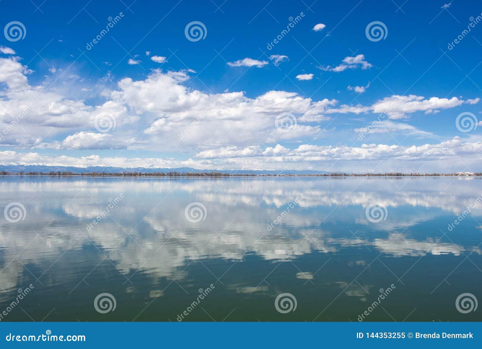 Barr Lake State Park en Brighton, Colorado