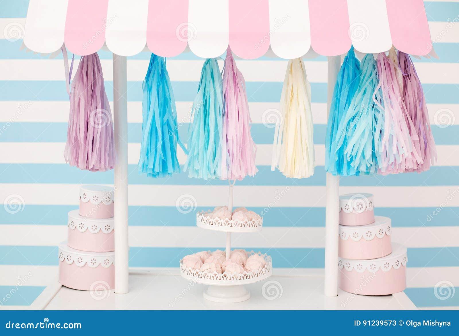 barra de caramelo decoracin para el s del beb o la fiesta de cumpleaos del s del nio