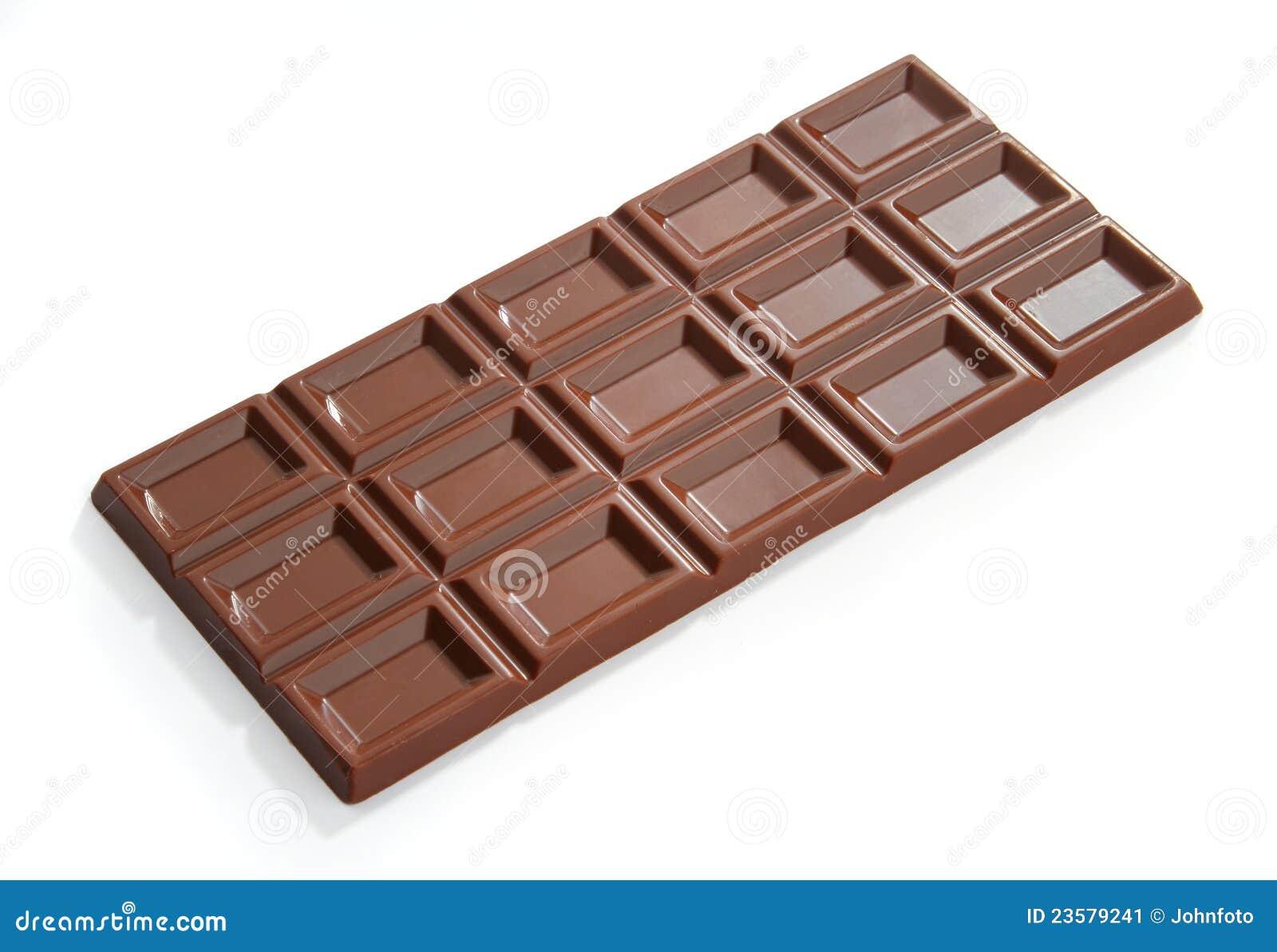 Barra de chocolate