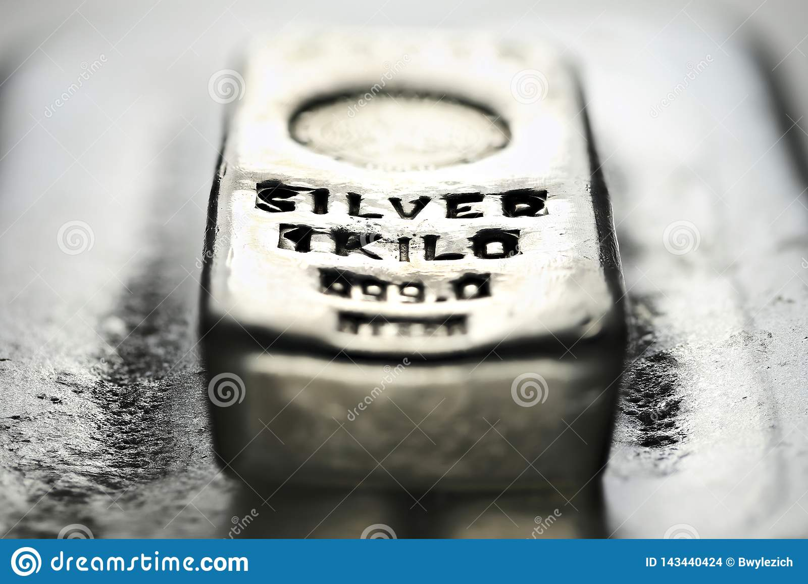 Barra de prata