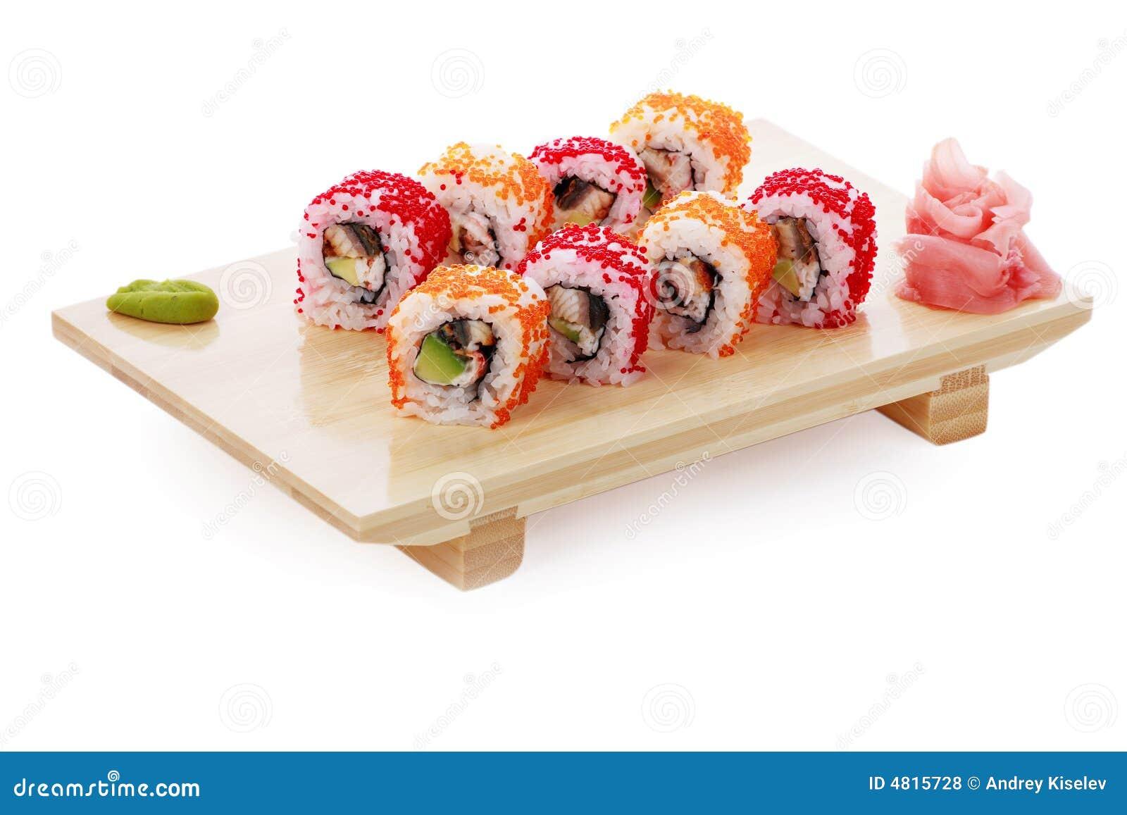 Barra do sushi