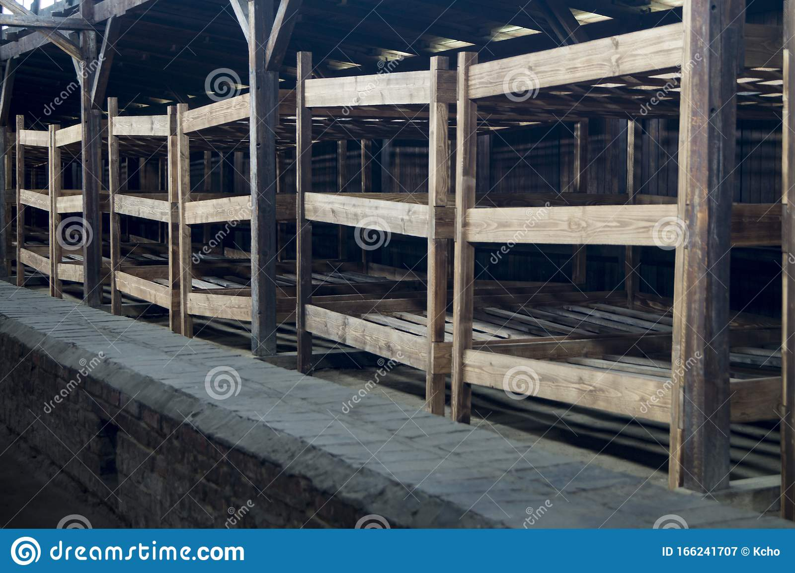 Picture of: Barracks Birkenau Editorial Photography Image Of Area 166241707