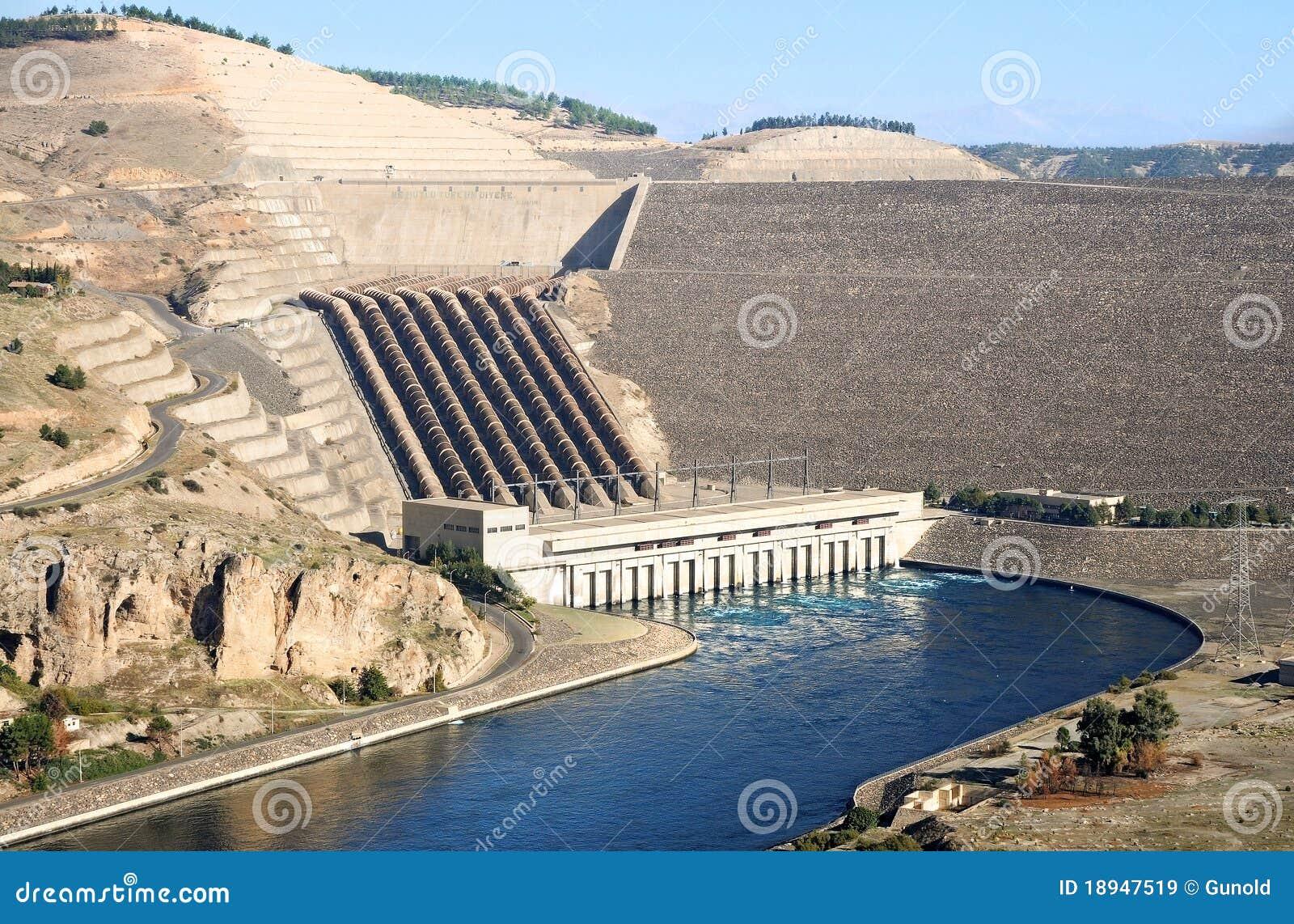 Barrage d Atatuerk