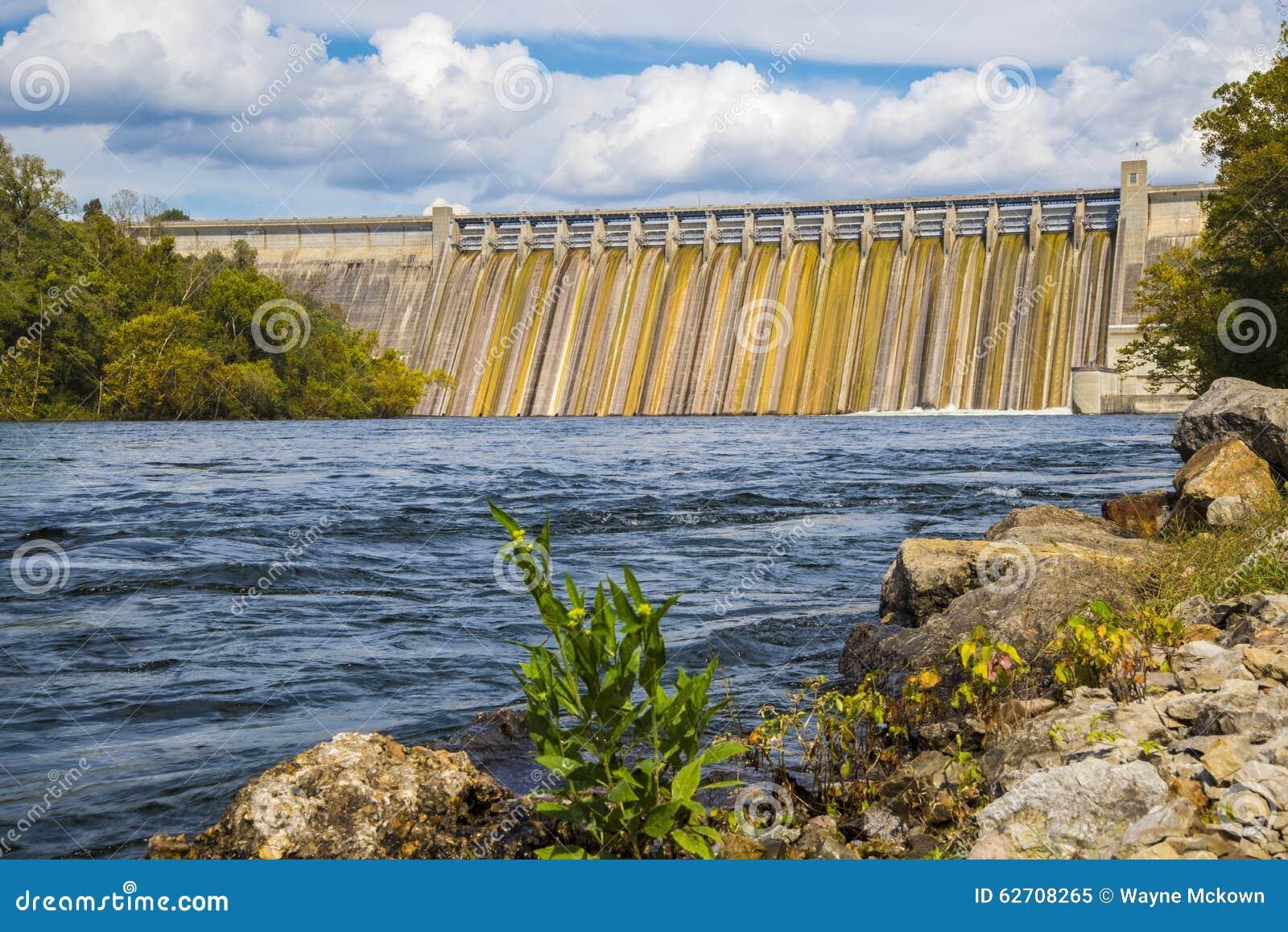 Barrage de bancs de Taureau