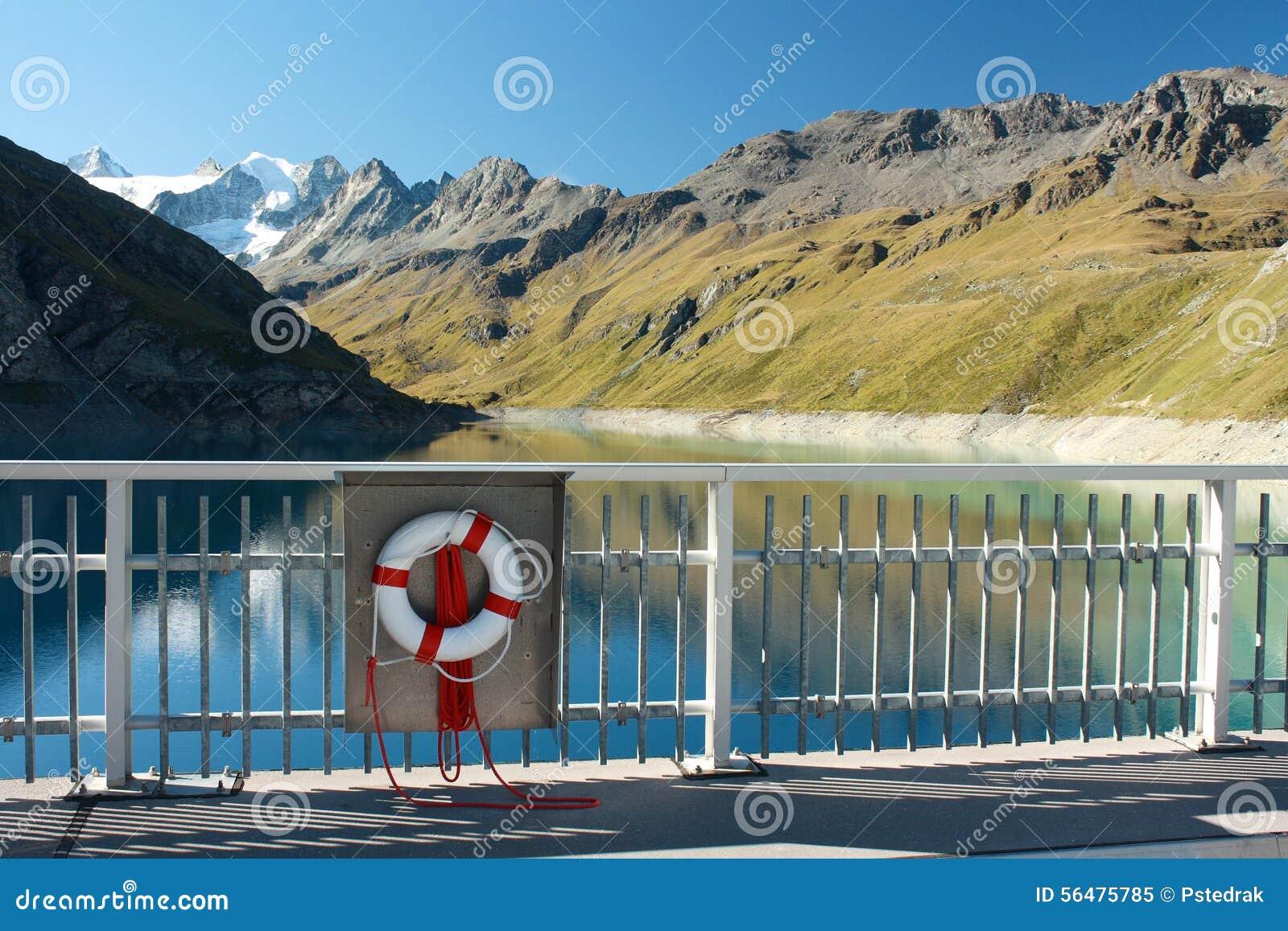 Barrage de Barrage de Moiry