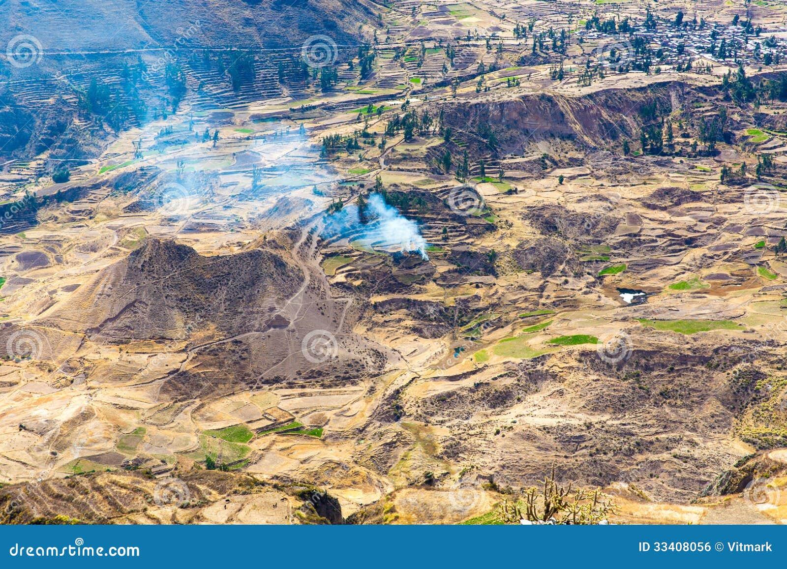 Terrazas De Cultivo Los Incas