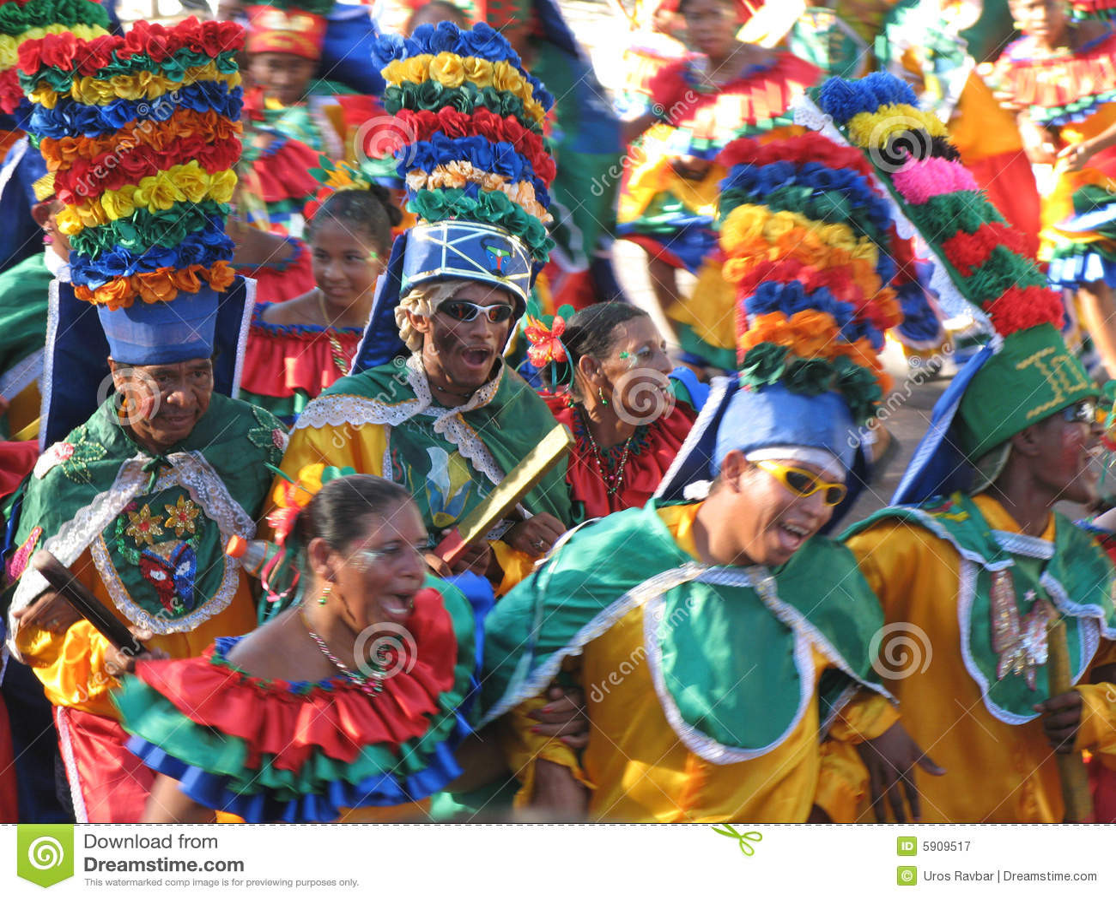 Barranquilla το carnaval s