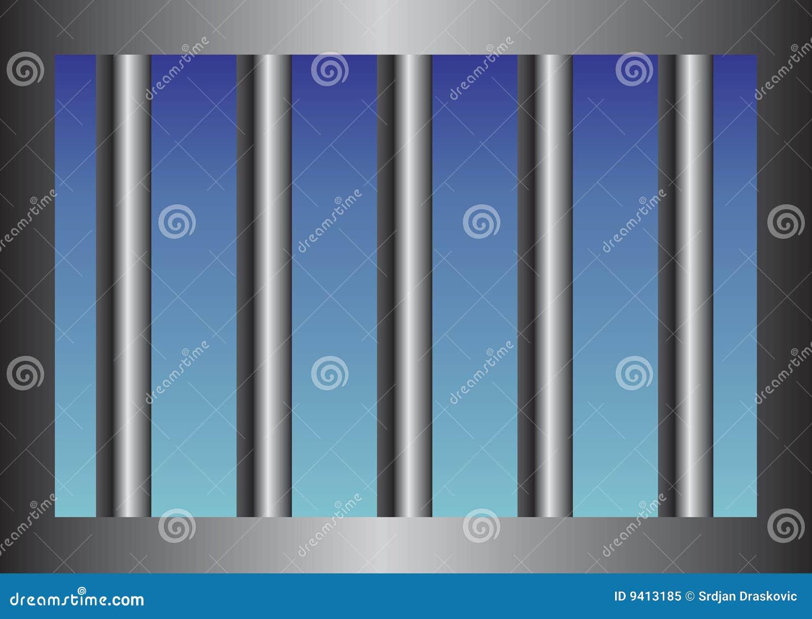 Barras da cadeia