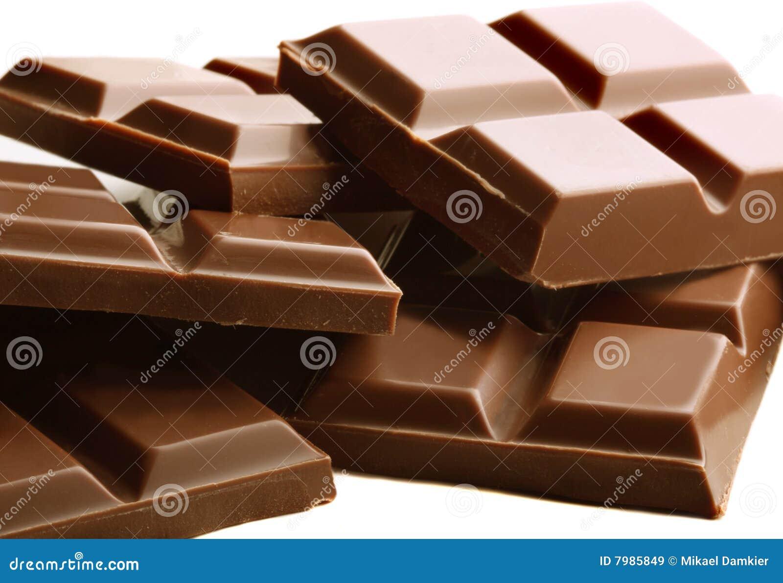 Barras de chocolate imagens de stock royalty free imagem - Barras de bar ...