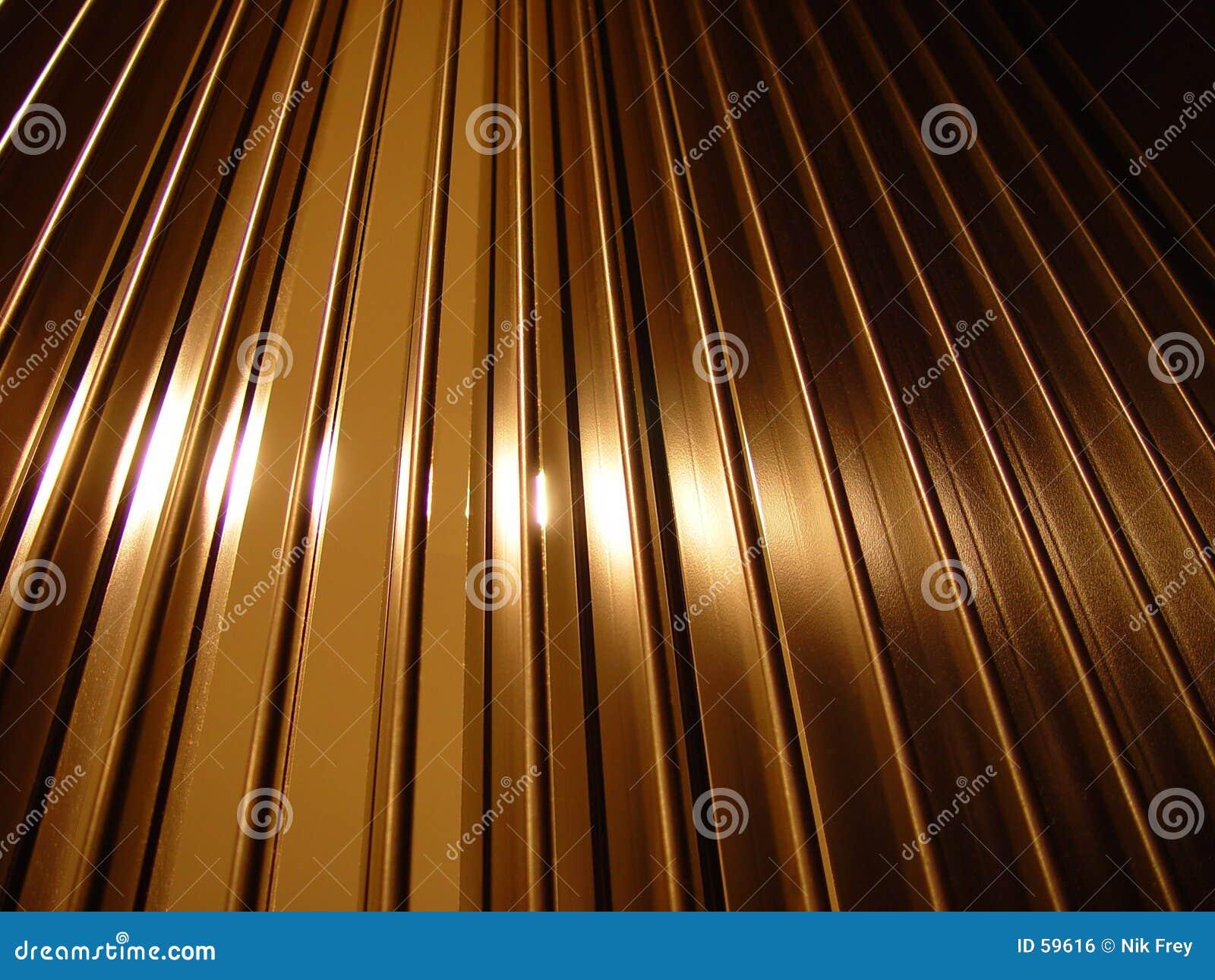 Barras de metal