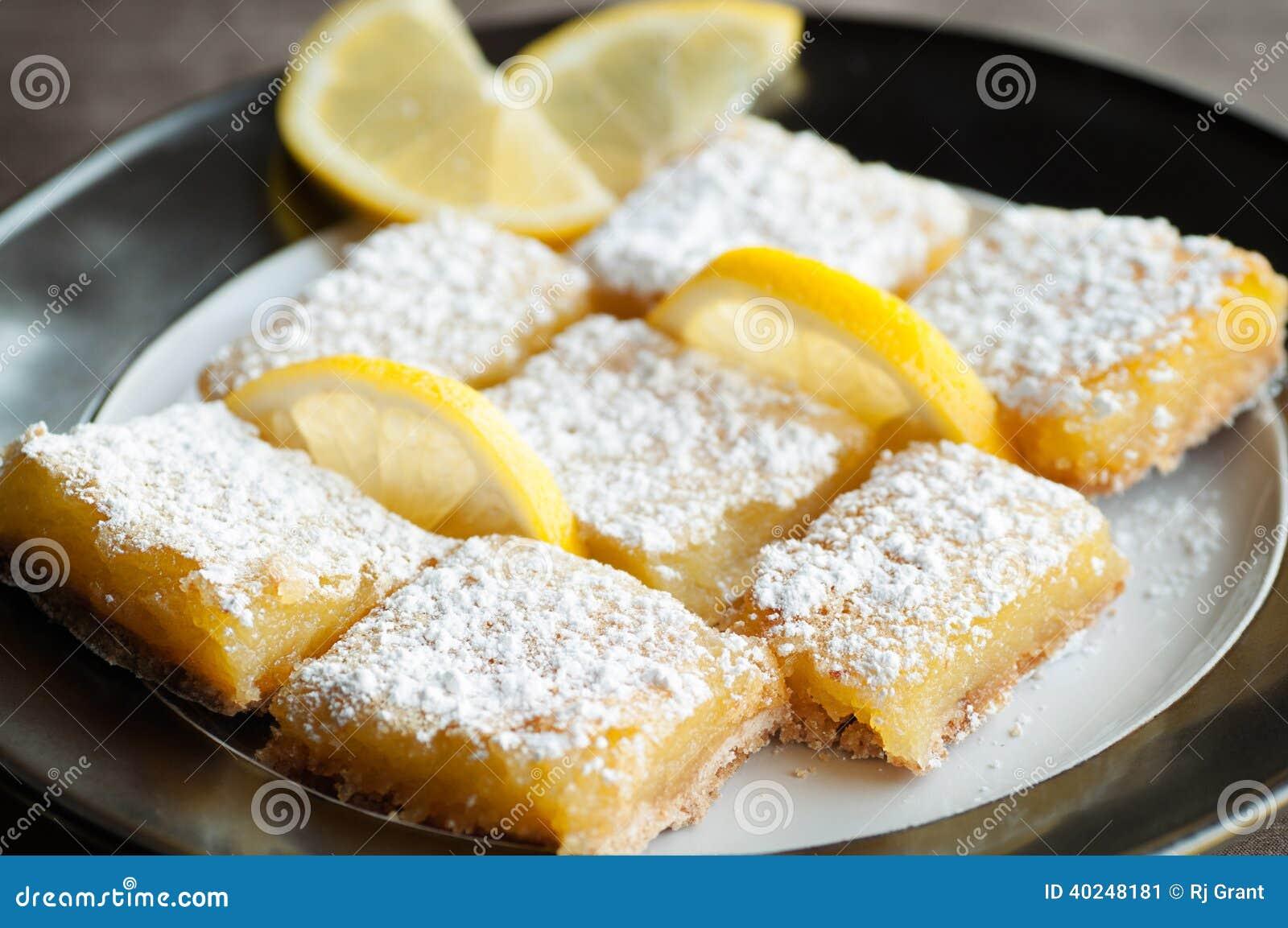 Barras do limão