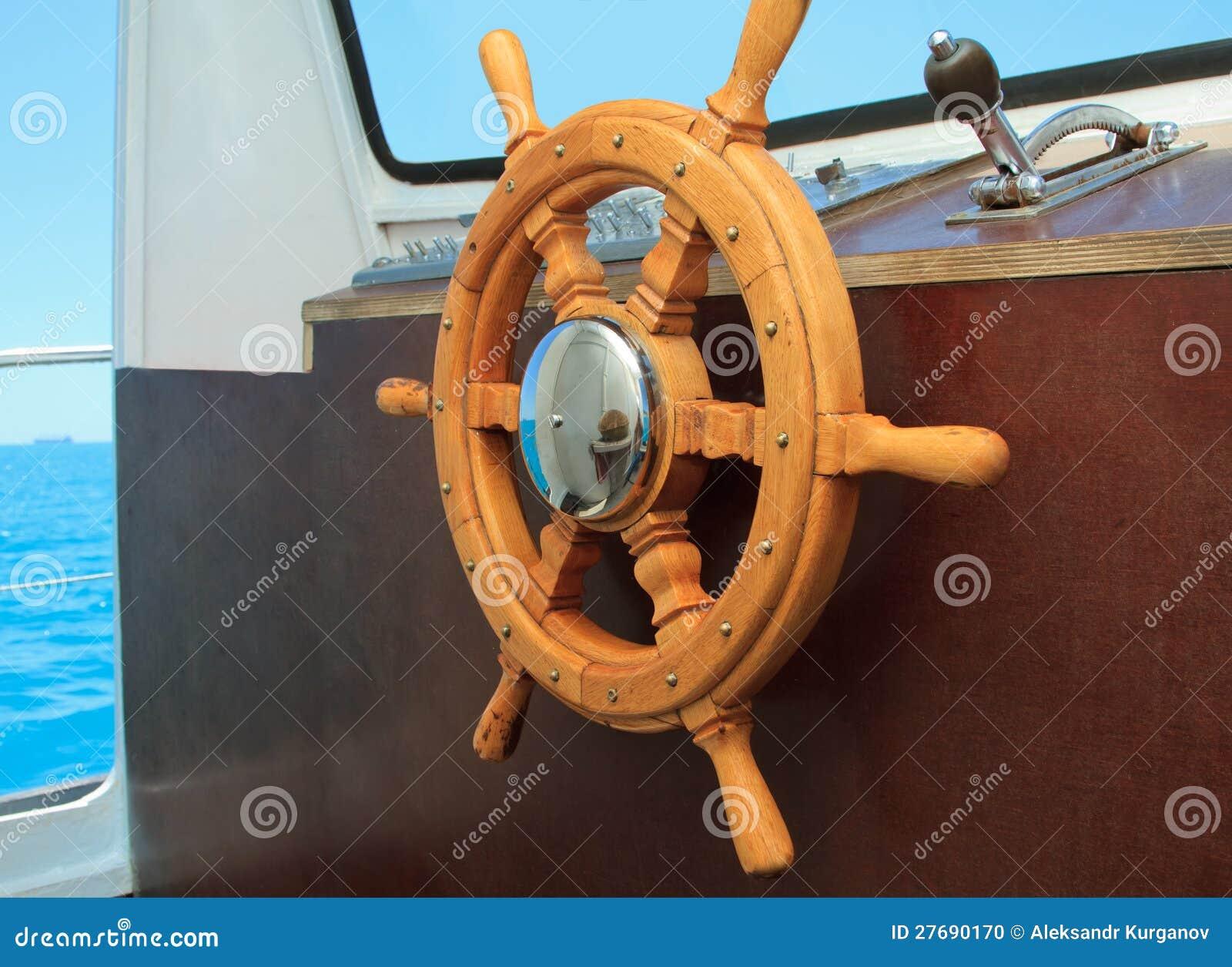 barre de bateau dans la timonerie photo stock image 27690170. Black Bedroom Furniture Sets. Home Design Ideas