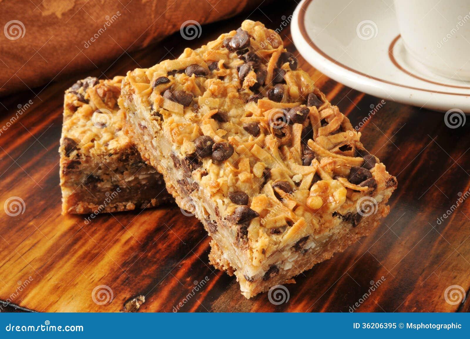 Barre del dessert