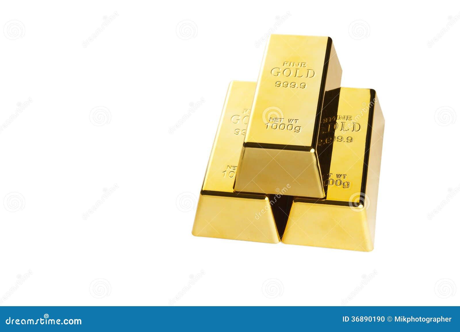 Download Barre di oro illustrazione di stock. Illustrazione di oggetto - 36890190