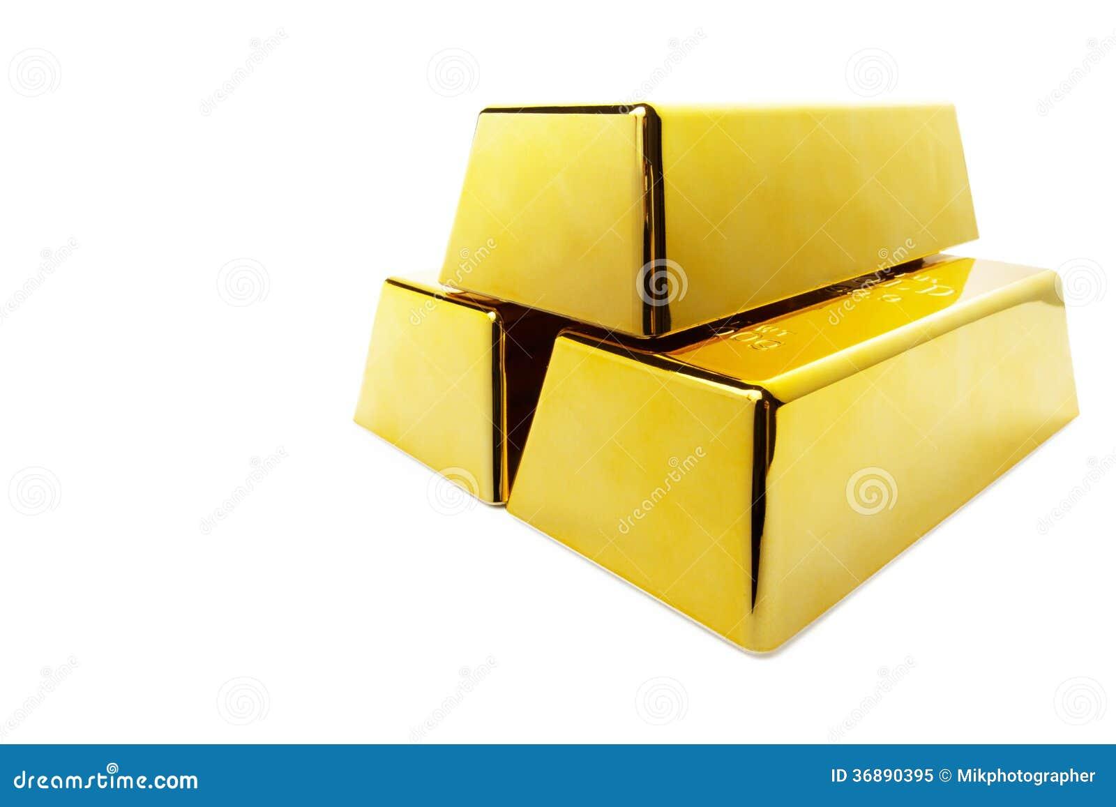 Download Barre di oro illustrazione di stock. Illustrazione di puro - 36890395