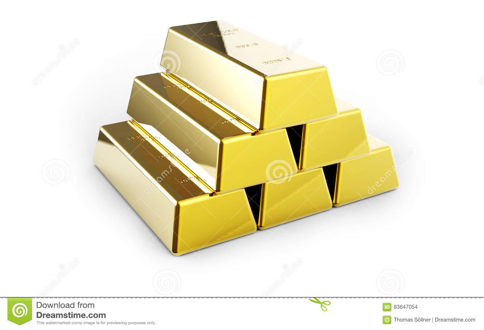 Barre di oro
