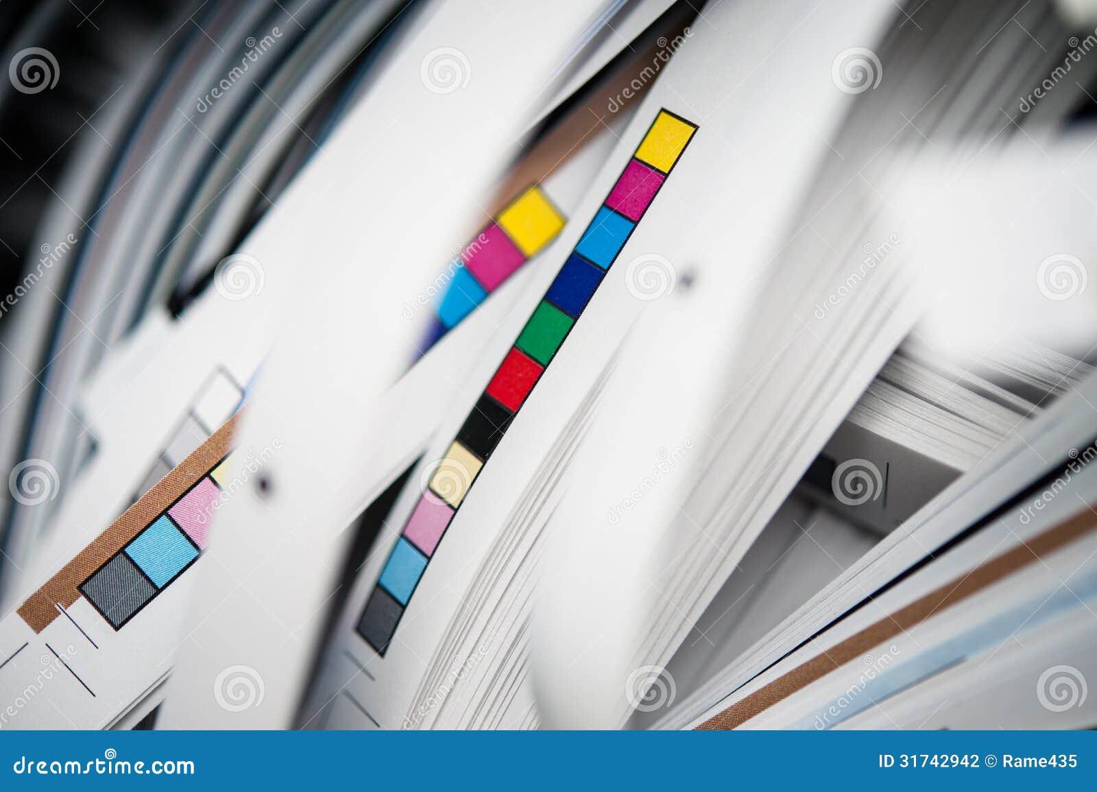 Barre di riferimento di colore