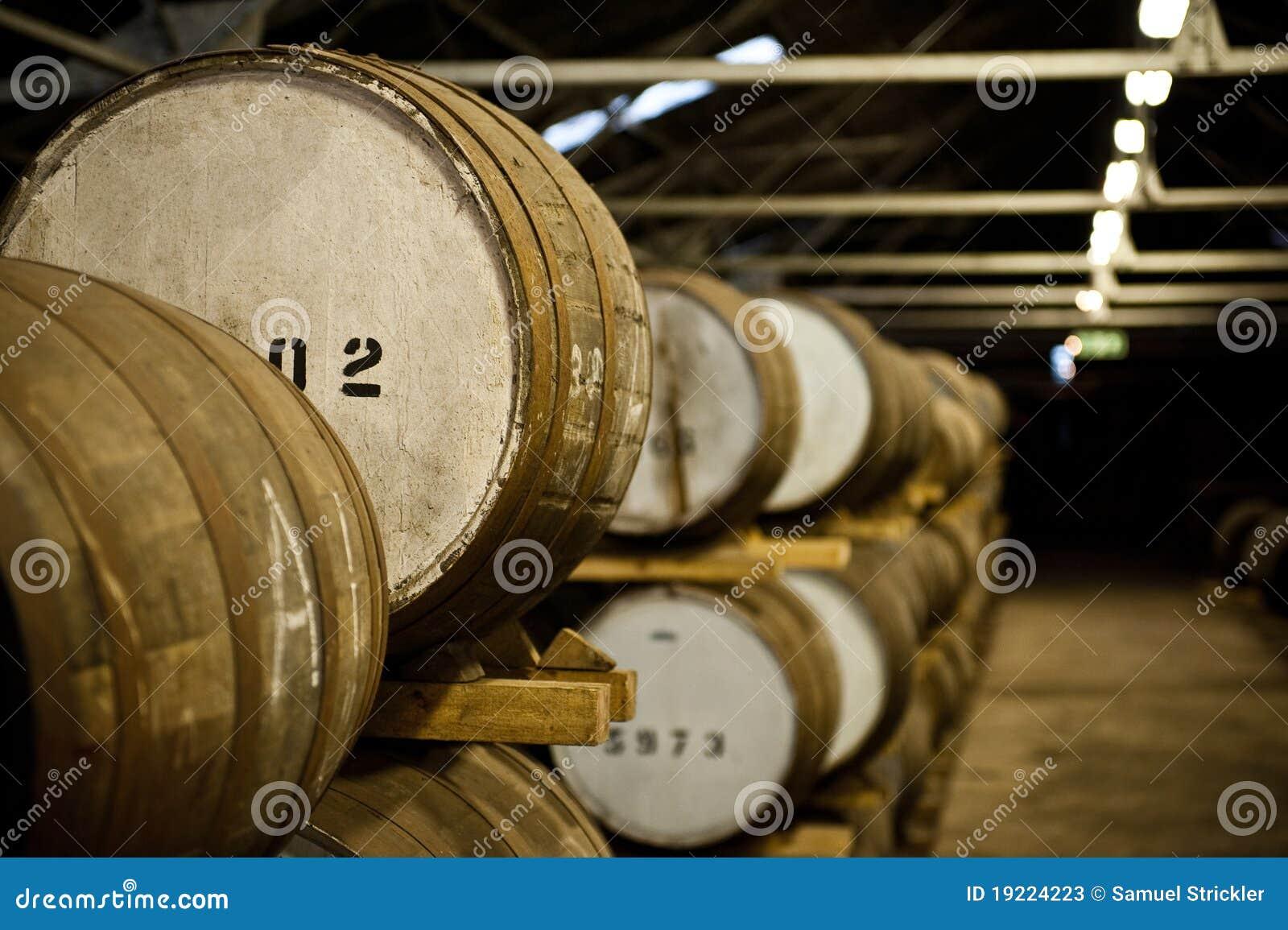 Barrels виски