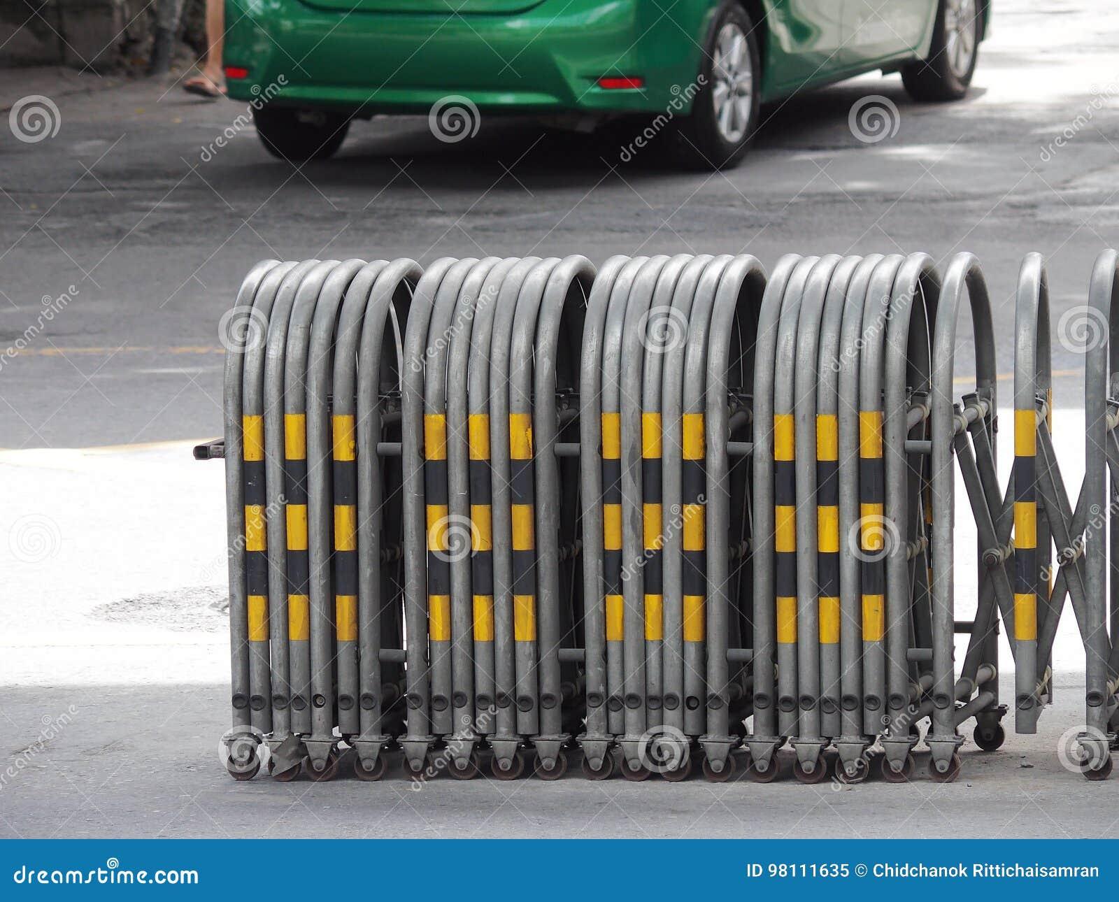 Barrière expansible du trafic