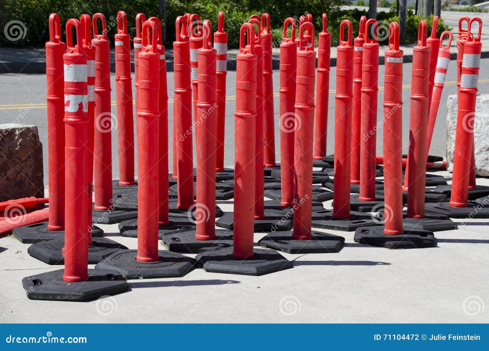 Barrières du trafic