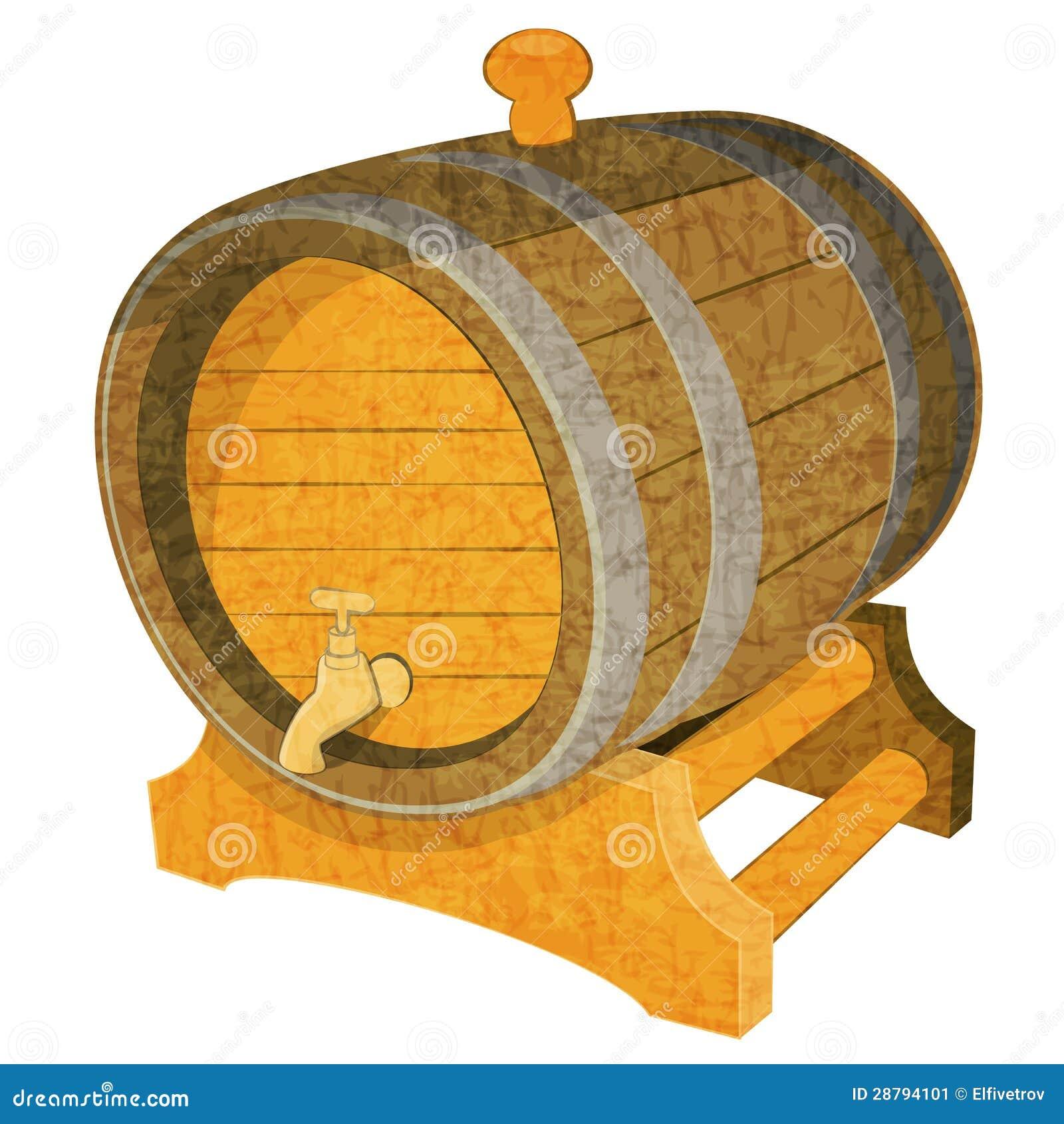 Barril de vino imagen de archivo imagen 28794101 - Barril de vino ...