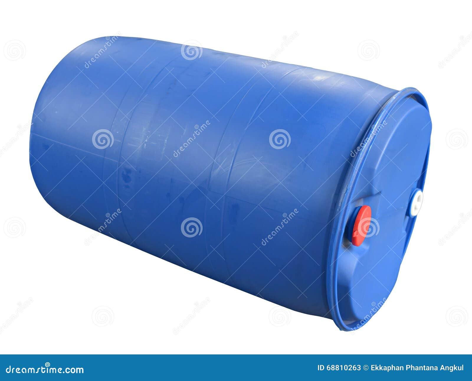 Barril plástico