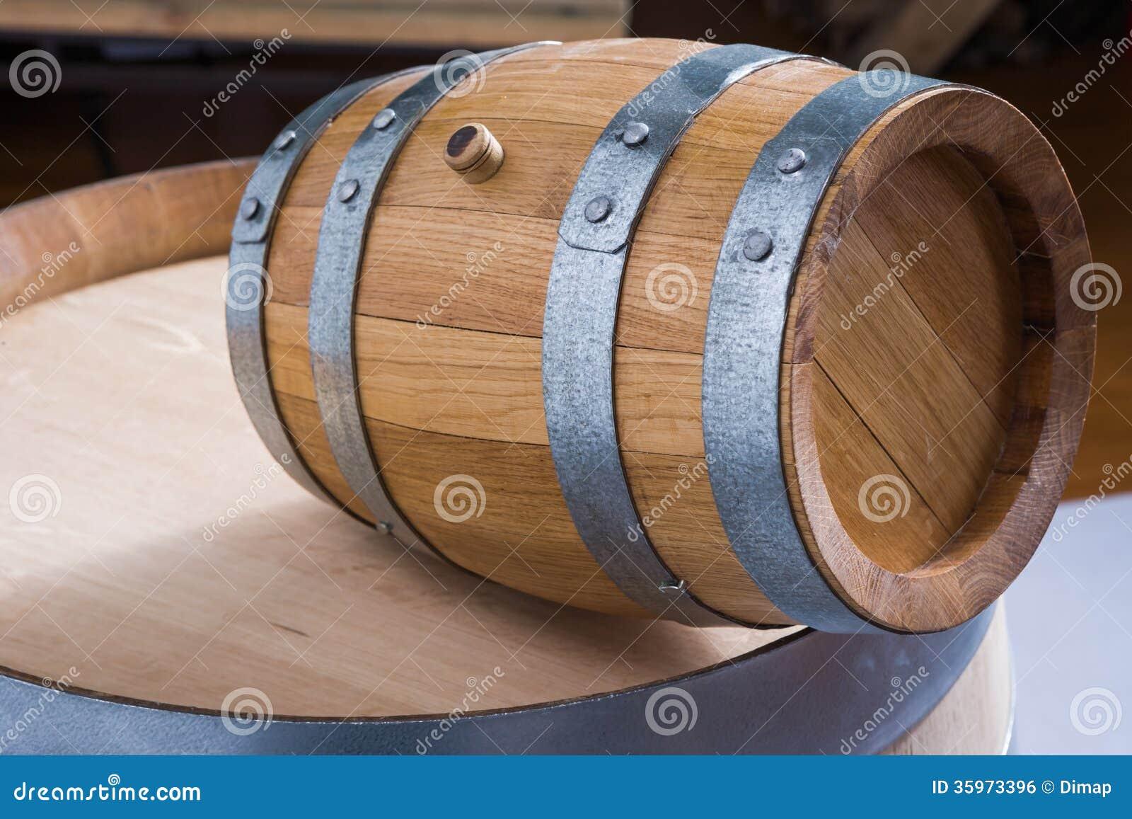 Barriles de vino
