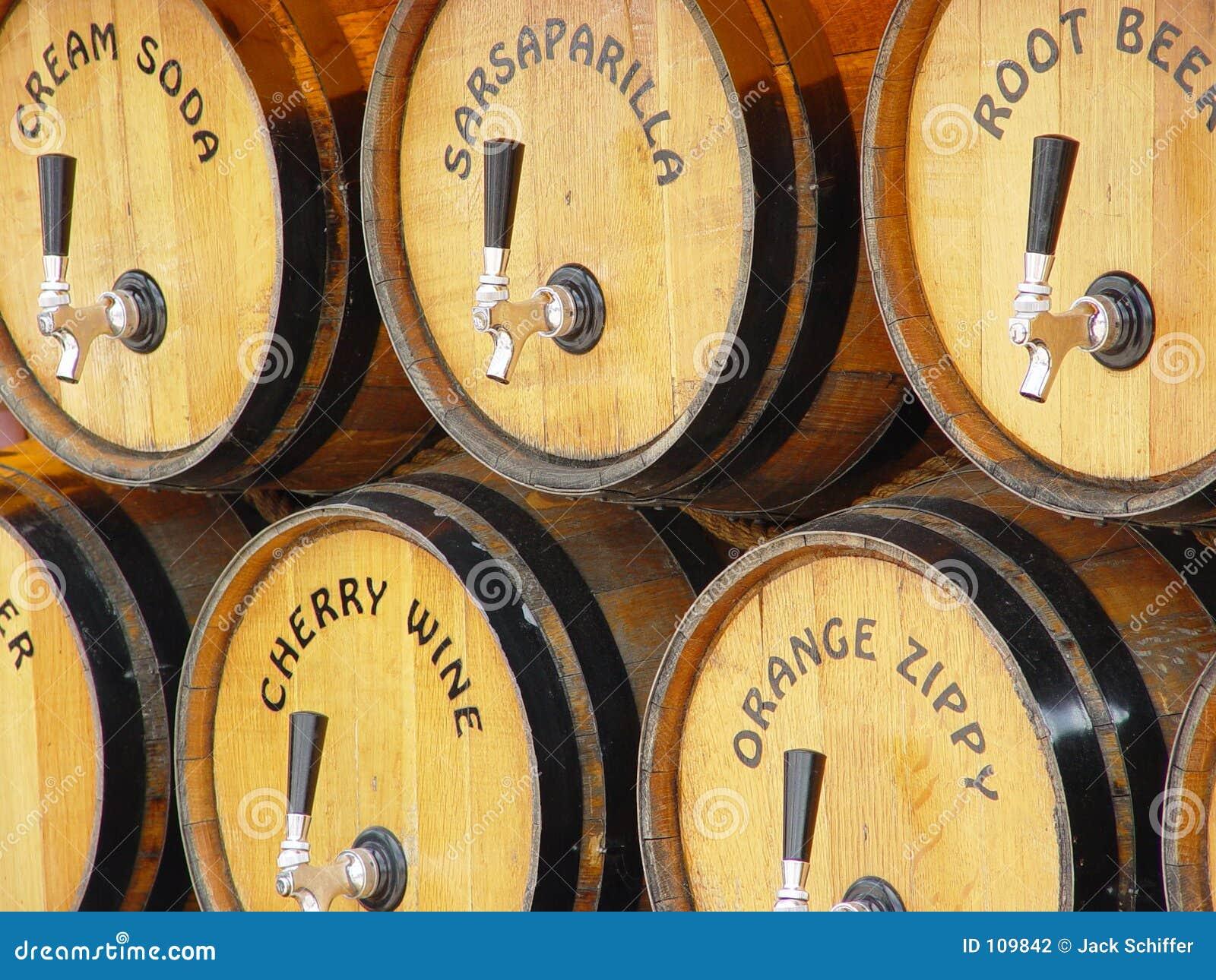 Barris da soda