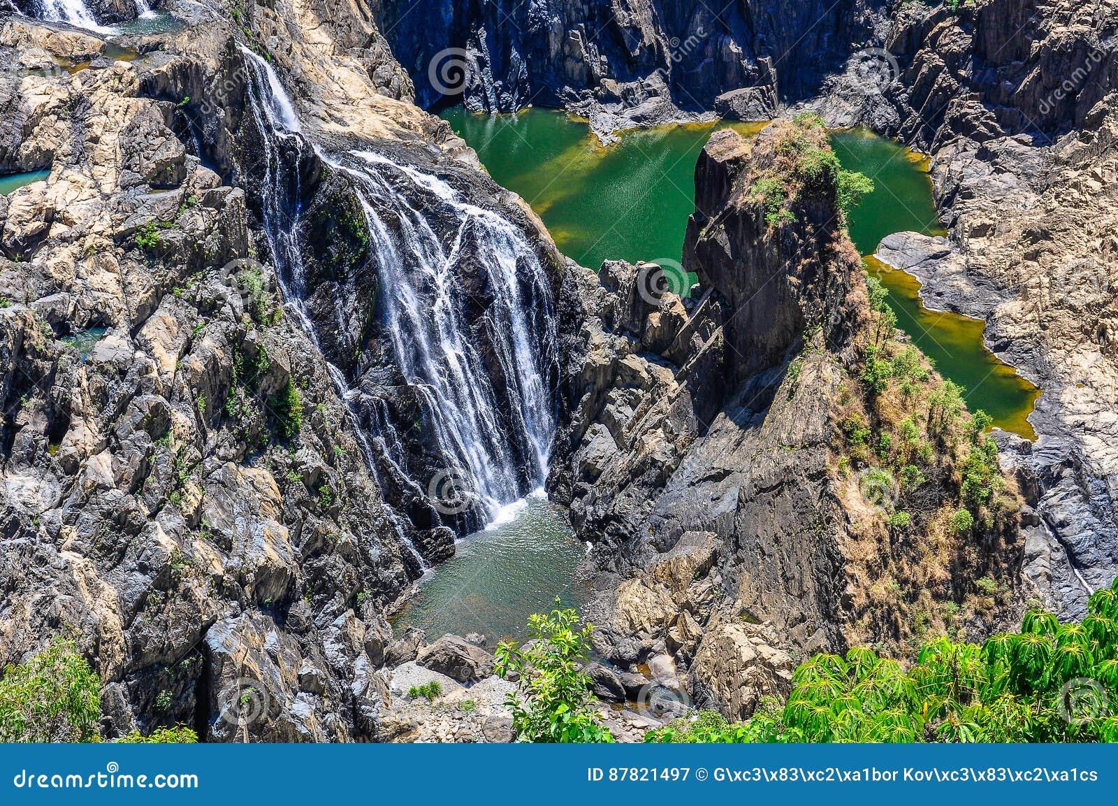 Barron Falls i Kuranda, Australien