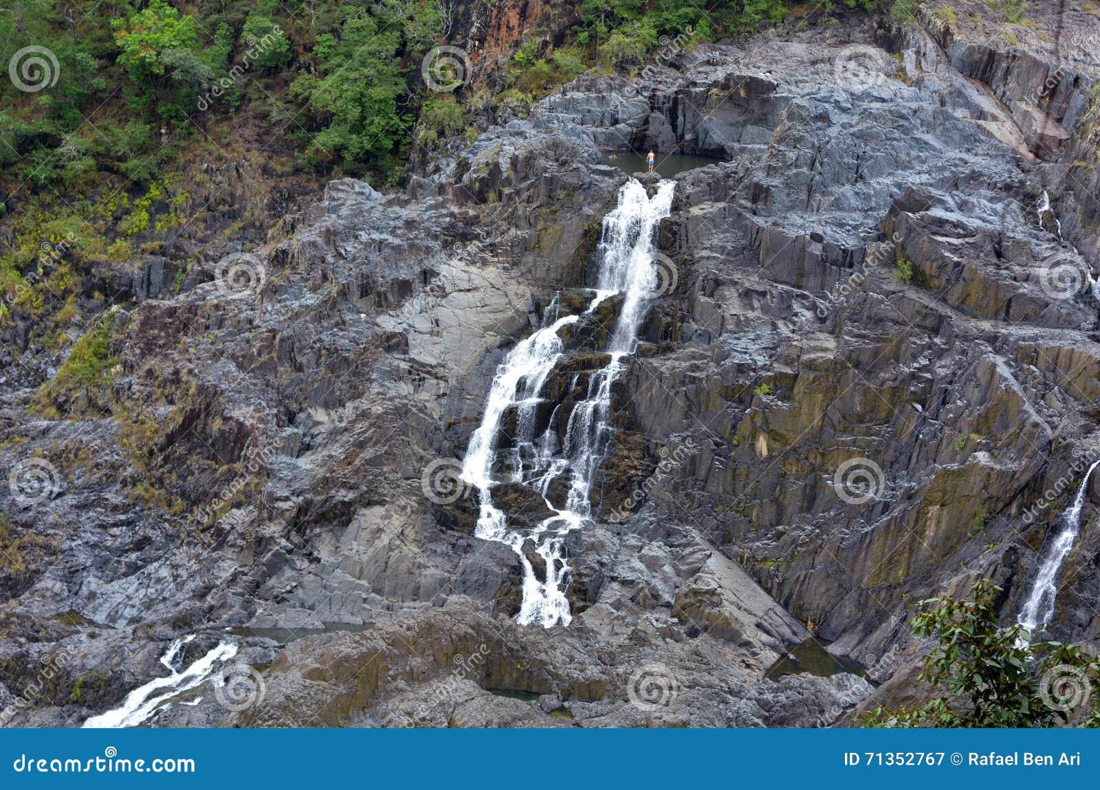 Barron Falls Queensland Australia