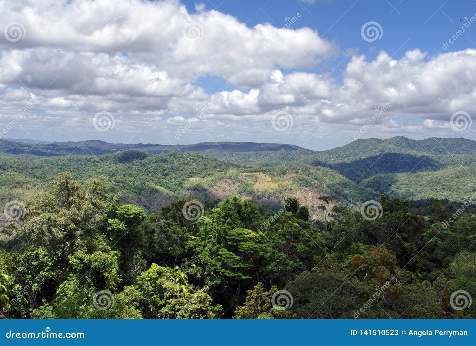 Barron Gorge National Park
